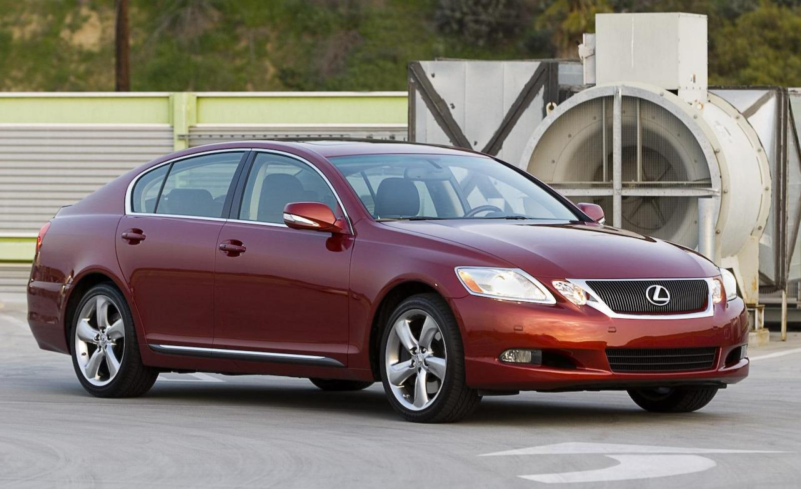 2008 Lexus Gs 460 Information And Photos Zombiedrive