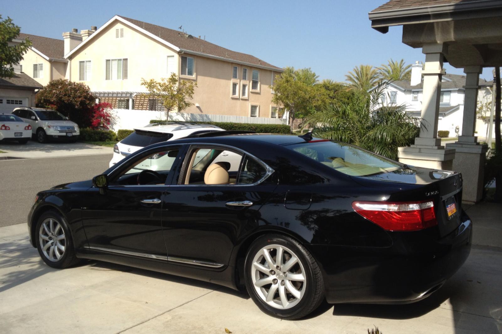 2008 Lexus LS 460 #4 Lexus LS 460 #4 800 1024 1280 1600 Origin ...
