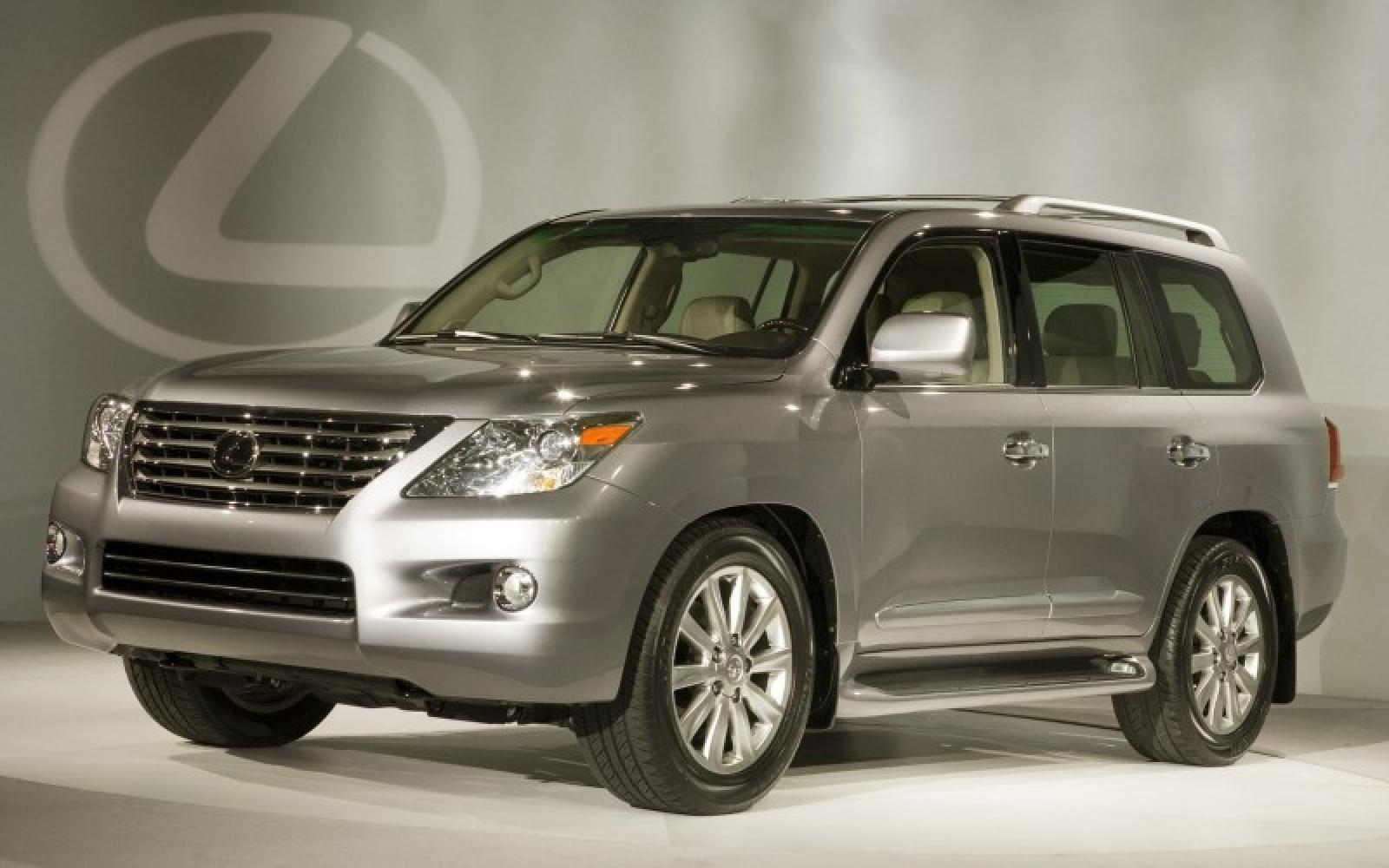 2008 Lexus Lx 570 Information And Photos Zombiedrive