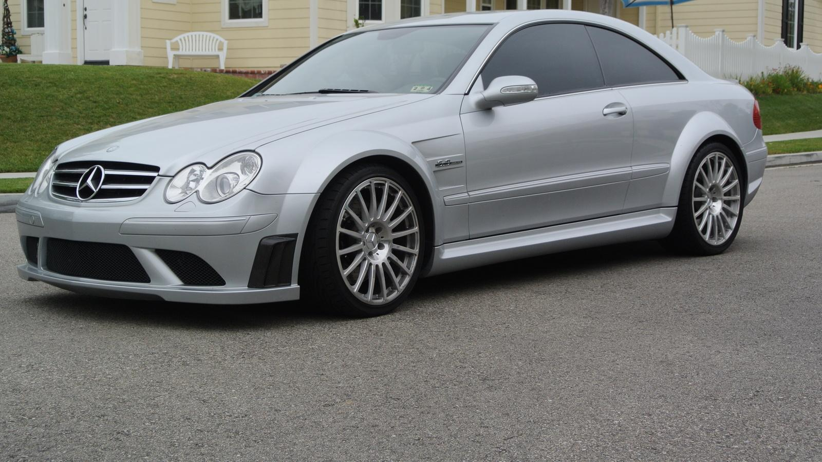 2008 mercedes benz clk class information and photos. Black Bedroom Furniture Sets. Home Design Ideas