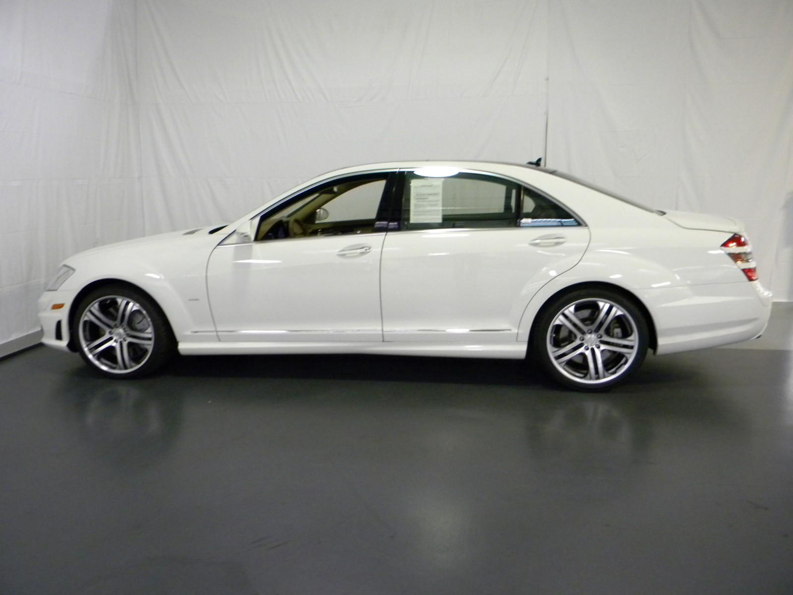 2008 mercedes benz s class information and photos