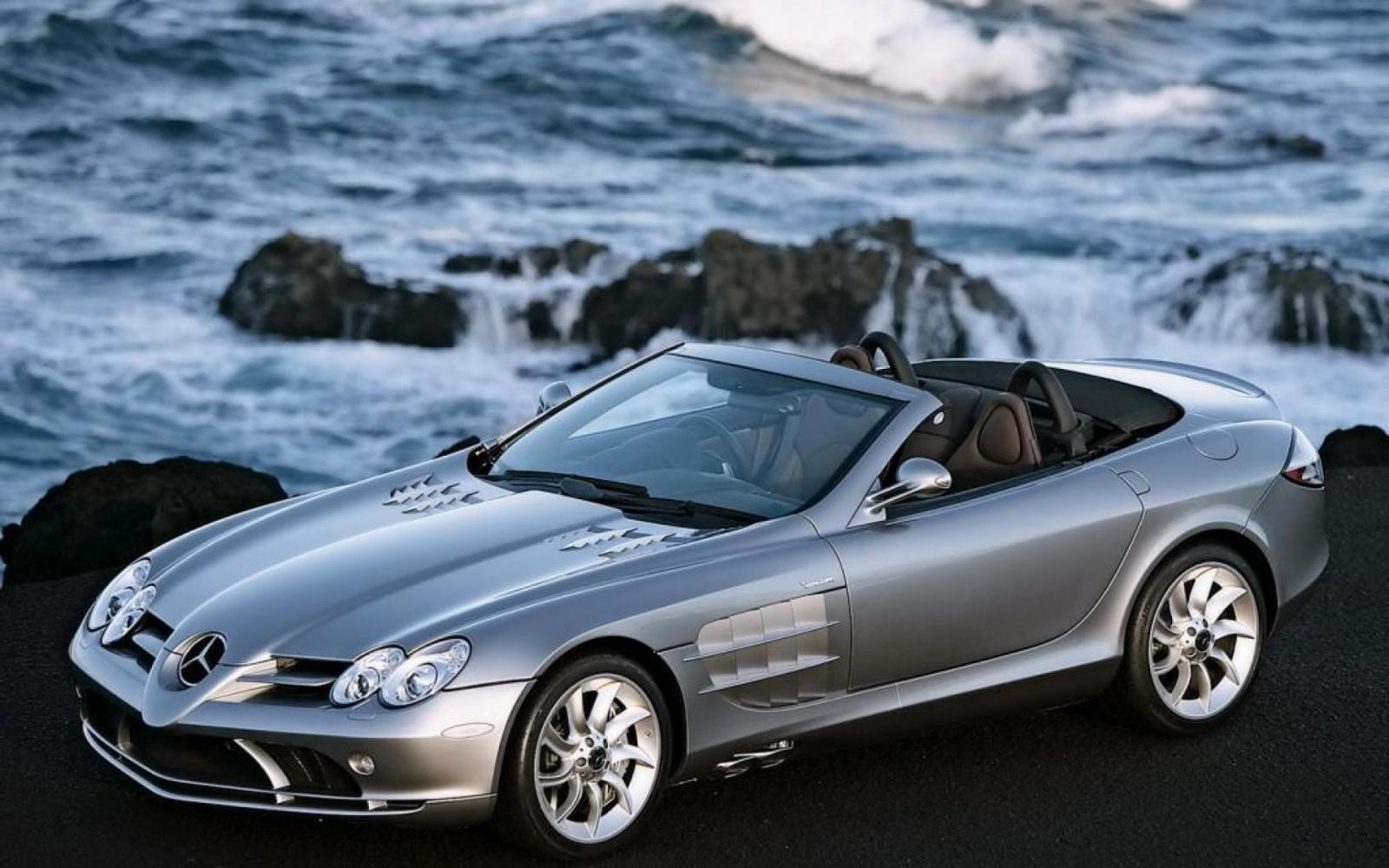2008 mercedes benz slr mclaren information and photos