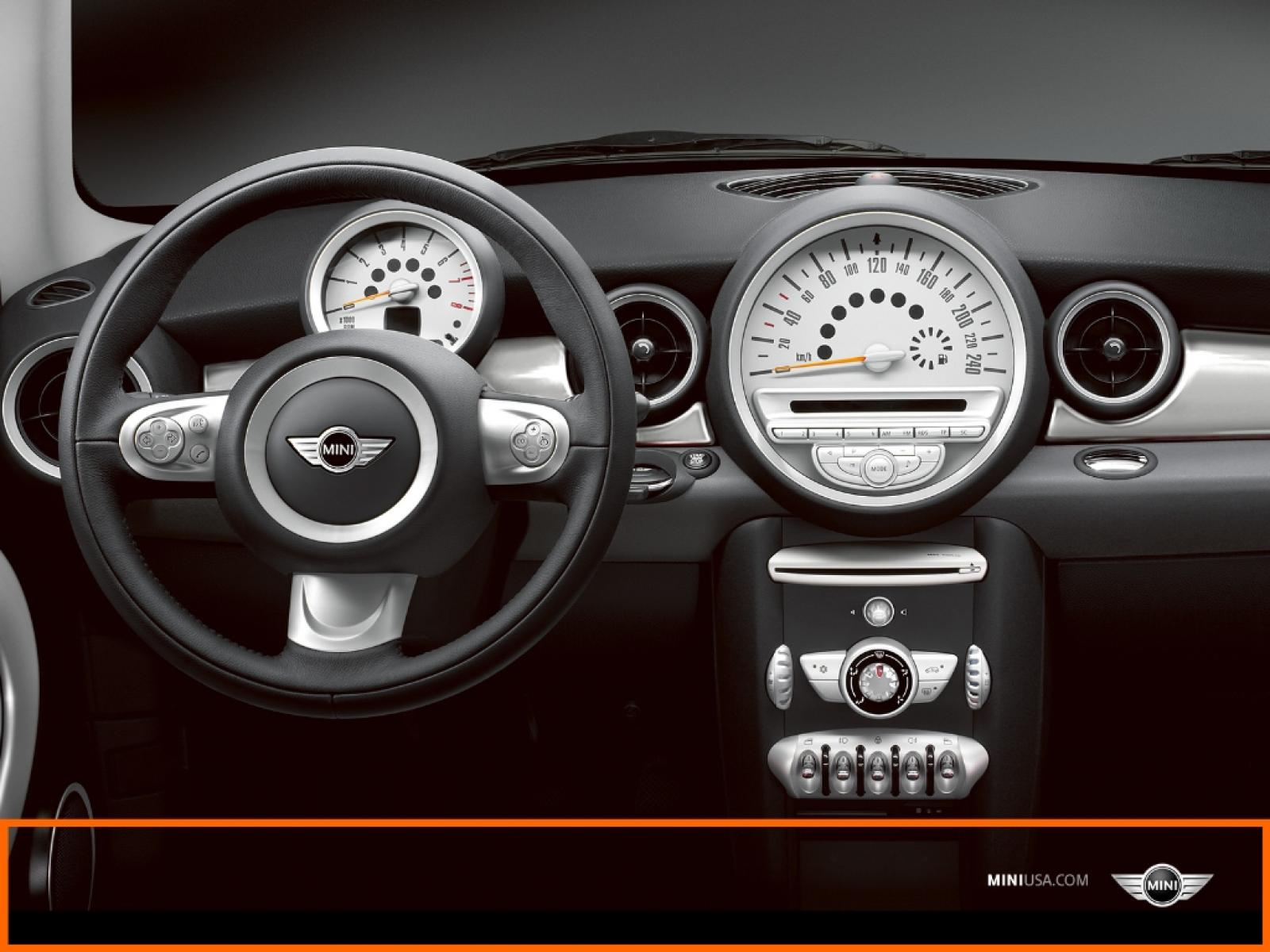 2008 mini cooper - information and photos - zombiedrive