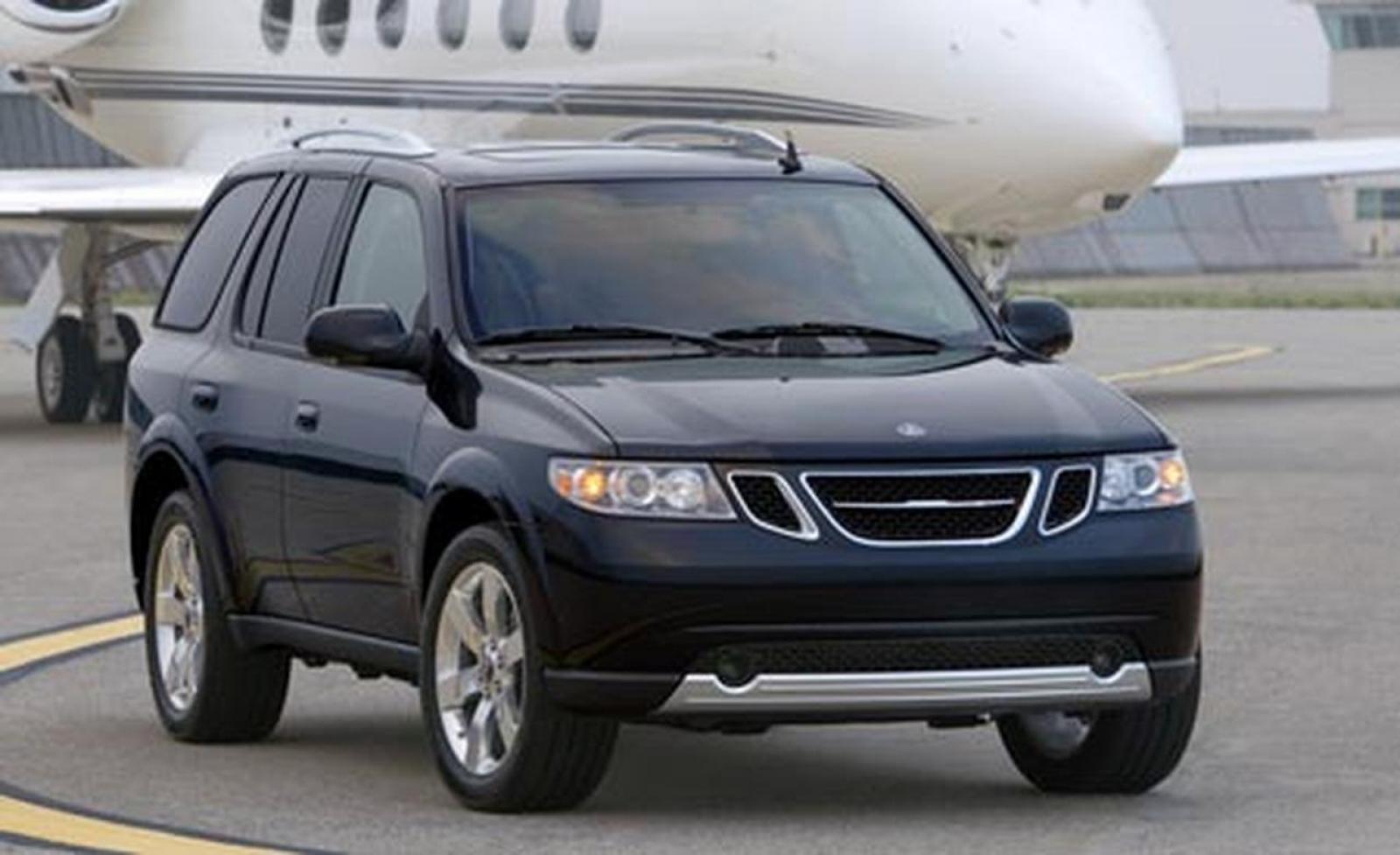 2009 saab 9 7x - 800 1024 1280 1600 Origin 2008 Saab 9 7x