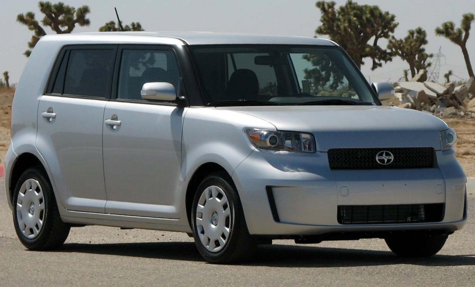 2008 Scion xB - Information and photos - Zomb Drive