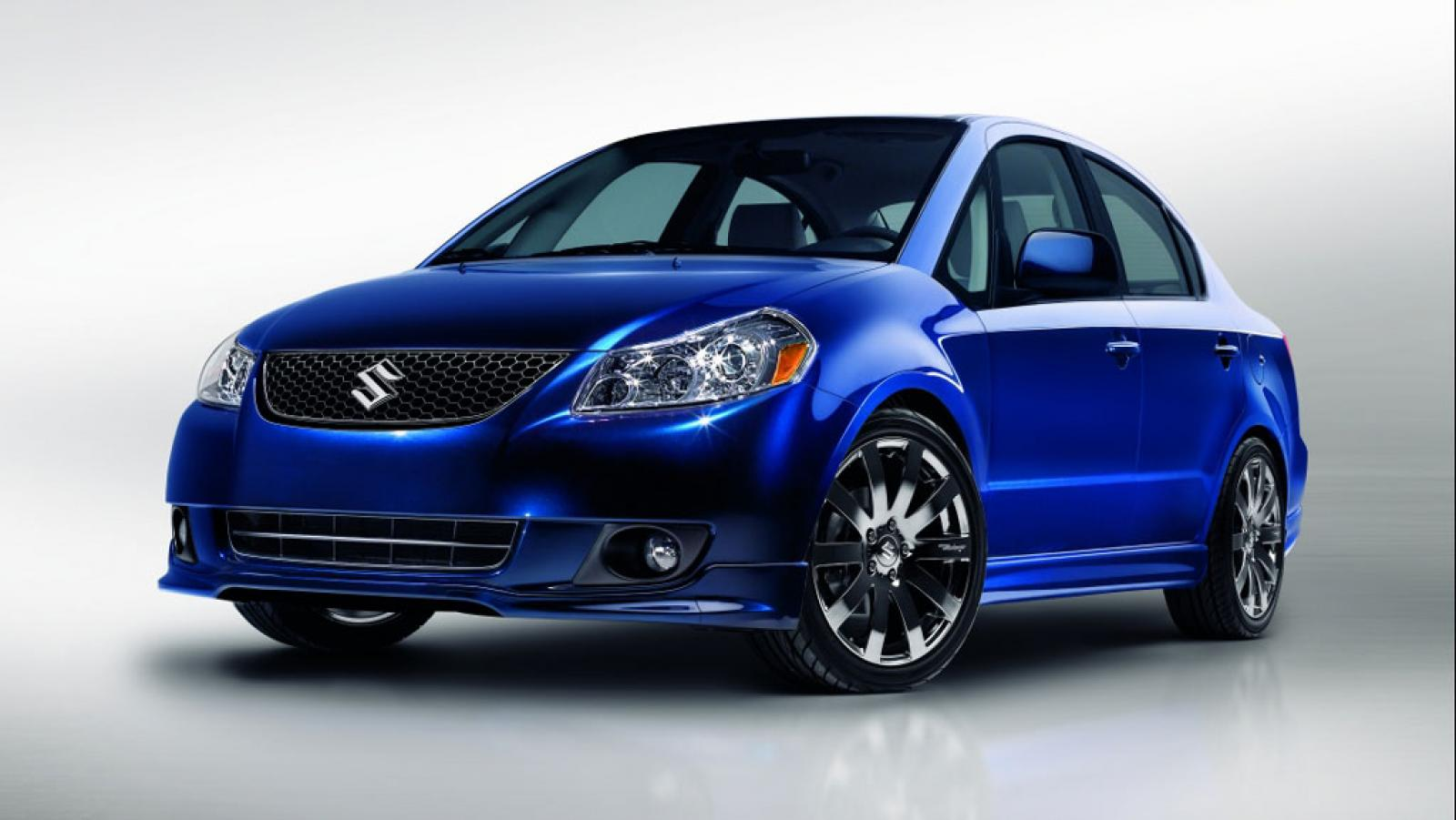 2008 suzuki sx4 information and photos zombiedrive. Black Bedroom Furniture Sets. Home Design Ideas