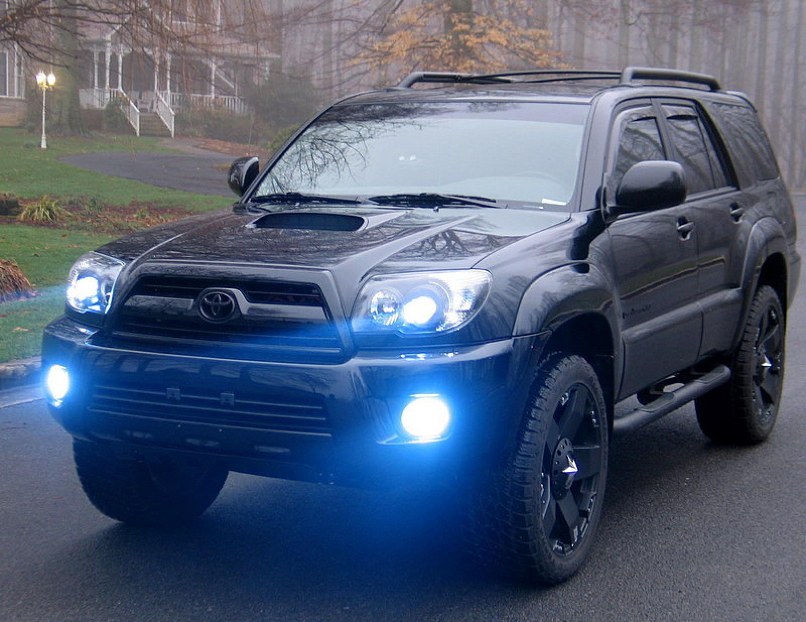 2008 Toyota 4Runner Information and photos ZombieDrive