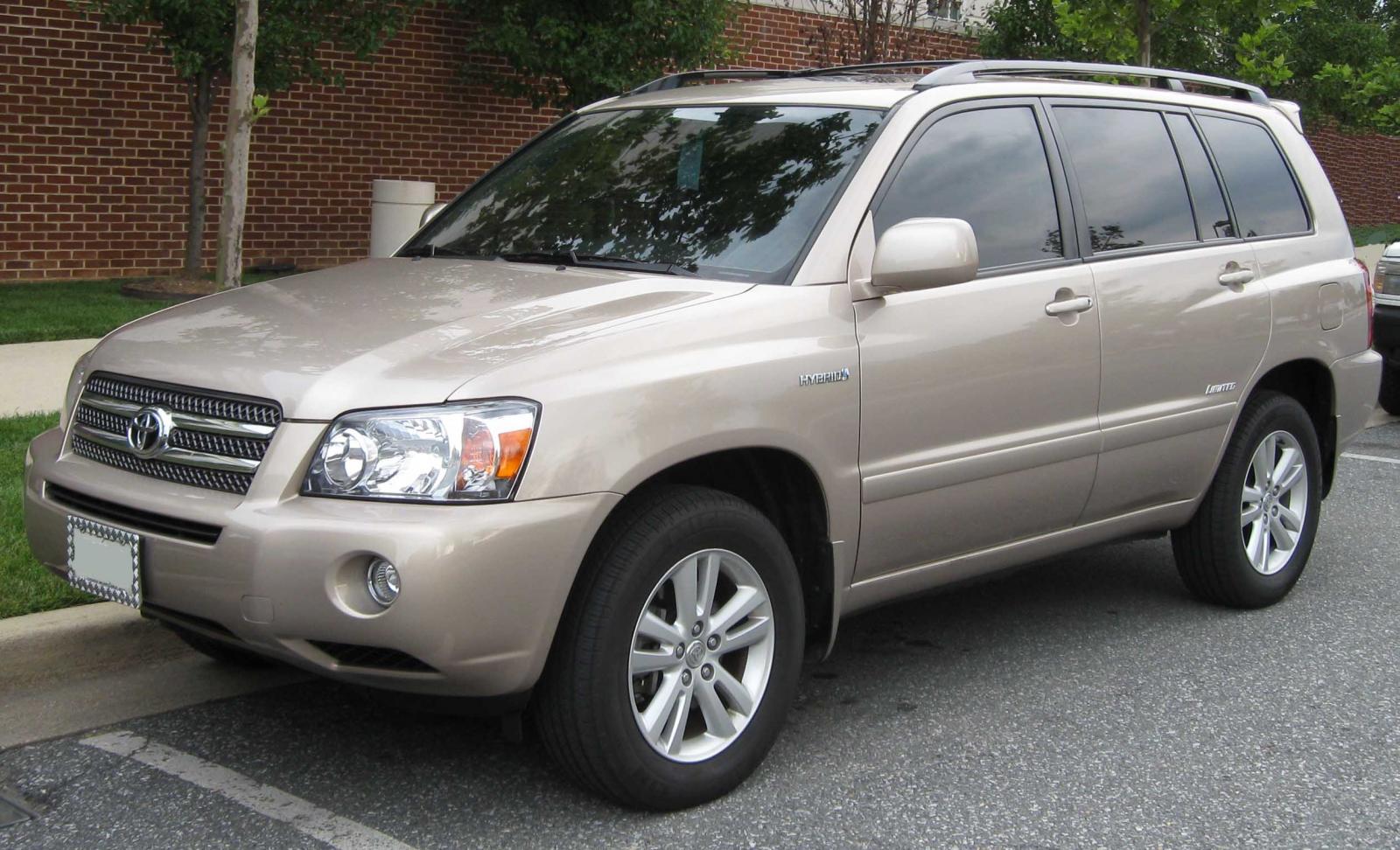 2008 Toyota Highlander 5