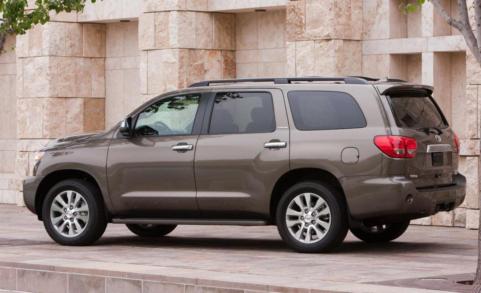 2008 toyota sequoia information and photos zombiedrive. Black Bedroom Furniture Sets. Home Design Ideas