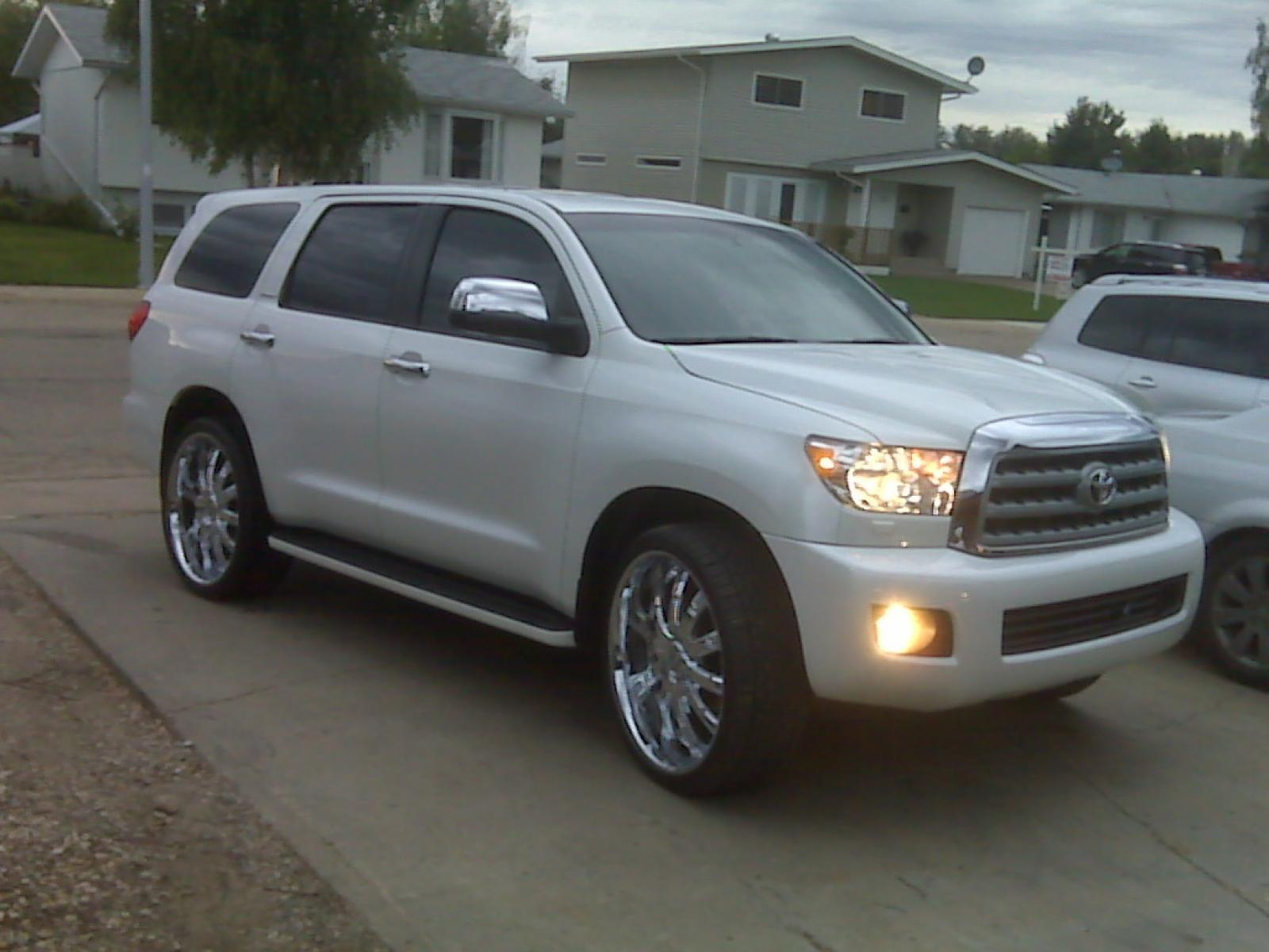 800 1024 1280 1600 origin 2008 Toyota Sequoia ...