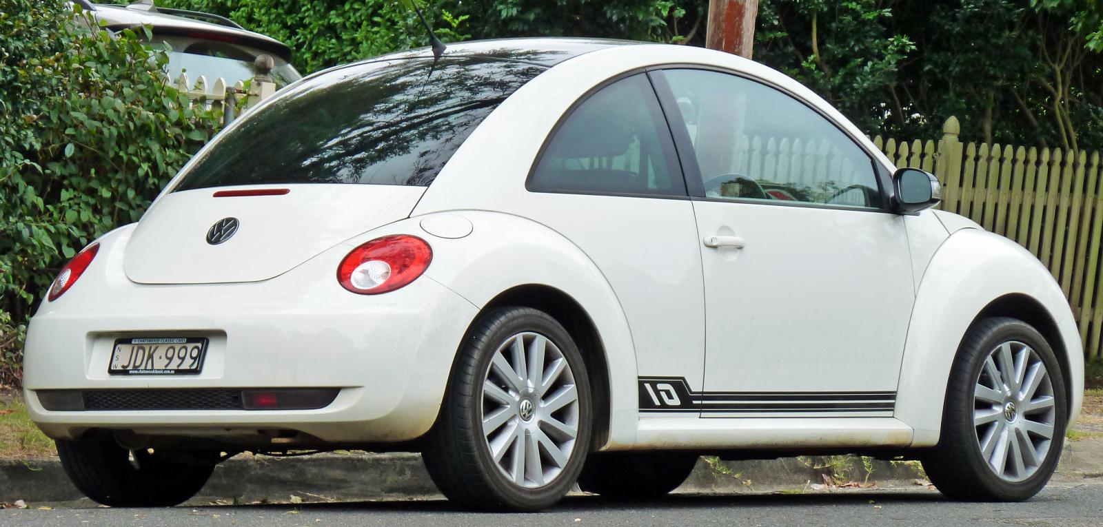 2008 volkswagen new beetle information and photos zombiedrive. Black Bedroom Furniture Sets. Home Design Ideas