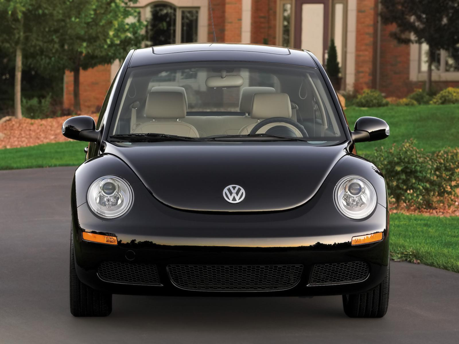 2000 Volkswagen New Beetle Owners Manual