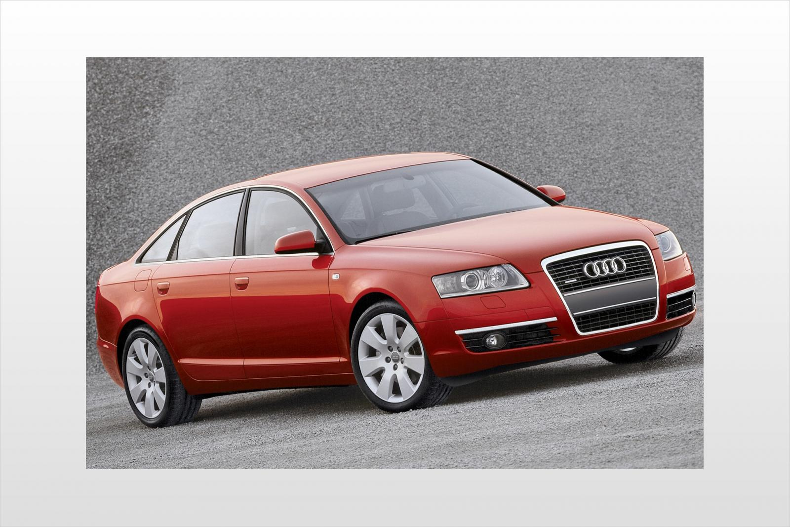2008 audi a6 information and photos zombiedrive. Black Bedroom Furniture Sets. Home Design Ideas
