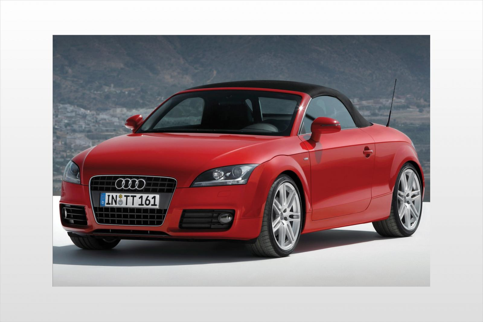 2008 audi tt information and photos zombiedrive. Black Bedroom Furniture Sets. Home Design Ideas