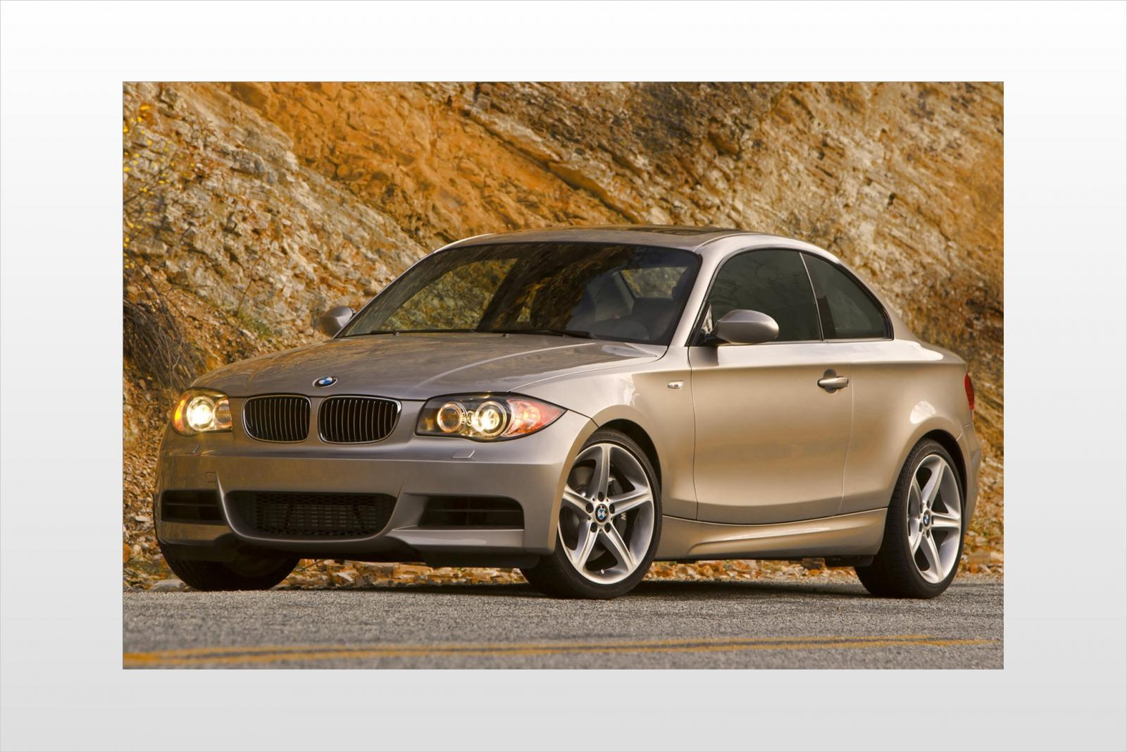 2008 BMW 1 Series  Information and photos  ZombieDrive