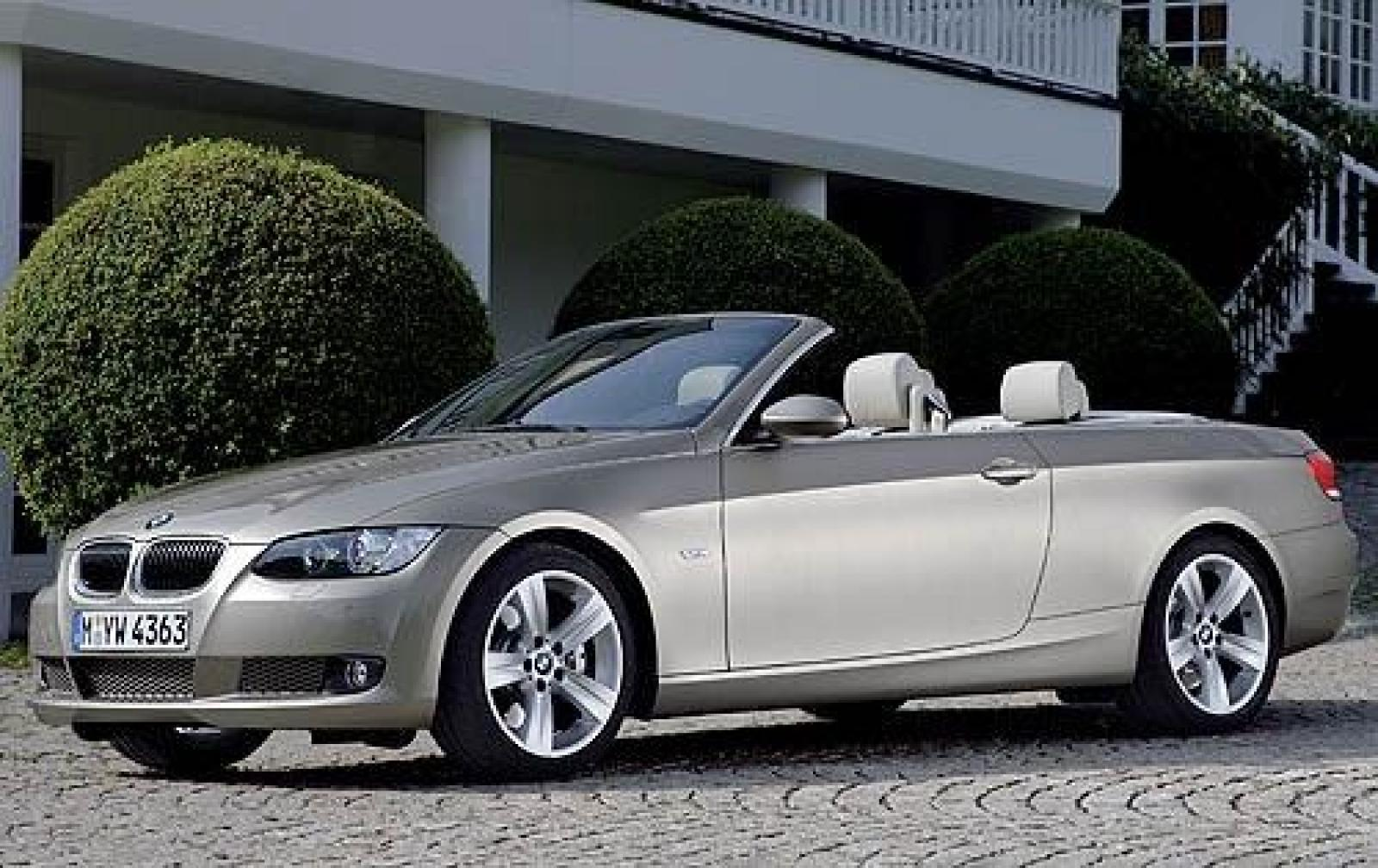 2008 bmw 3 series information and photos zomb drive. Black Bedroom Furniture Sets. Home Design Ideas