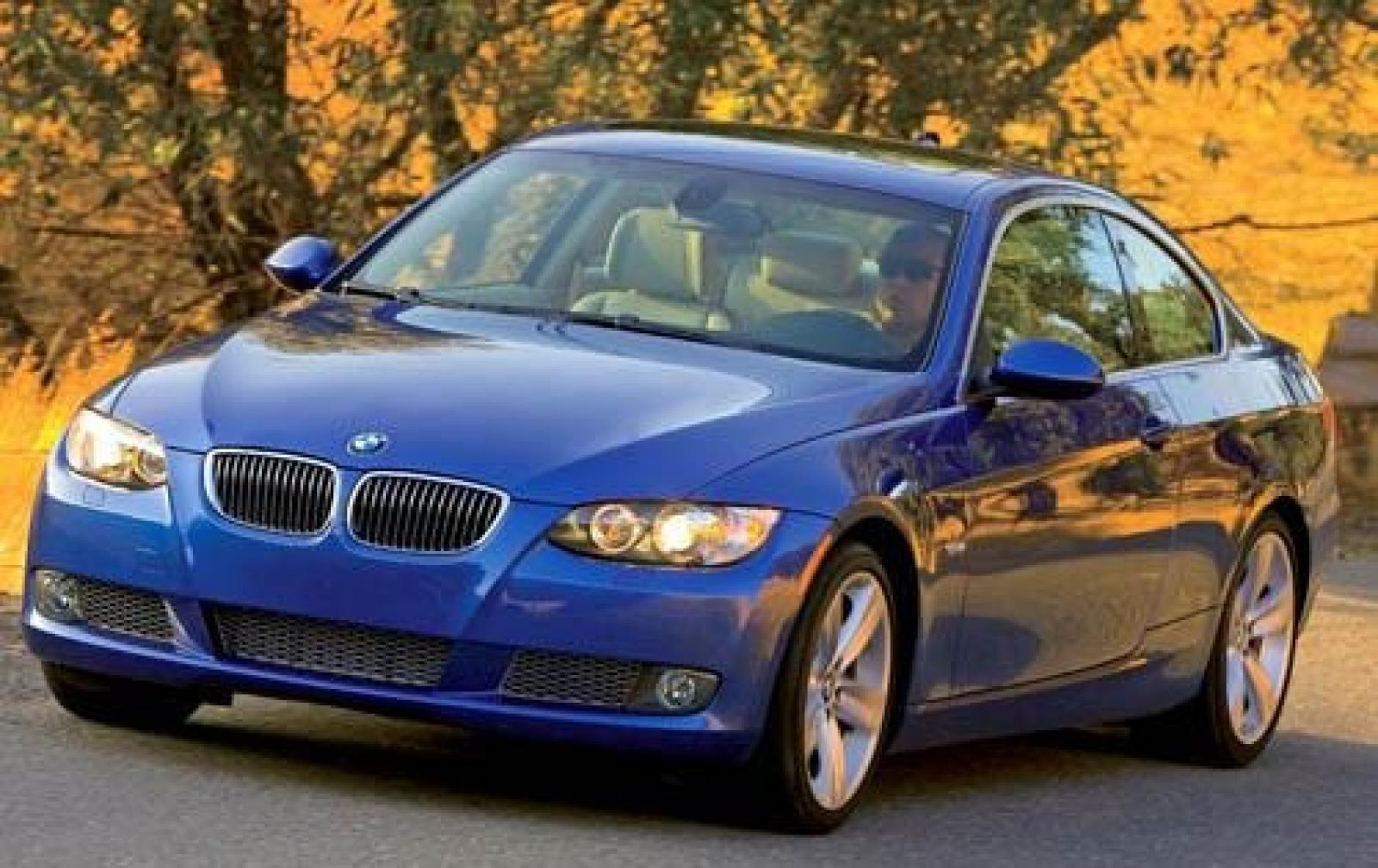 Bmw Xi Coupe Review Auto Express - 2010 bmw 335xi