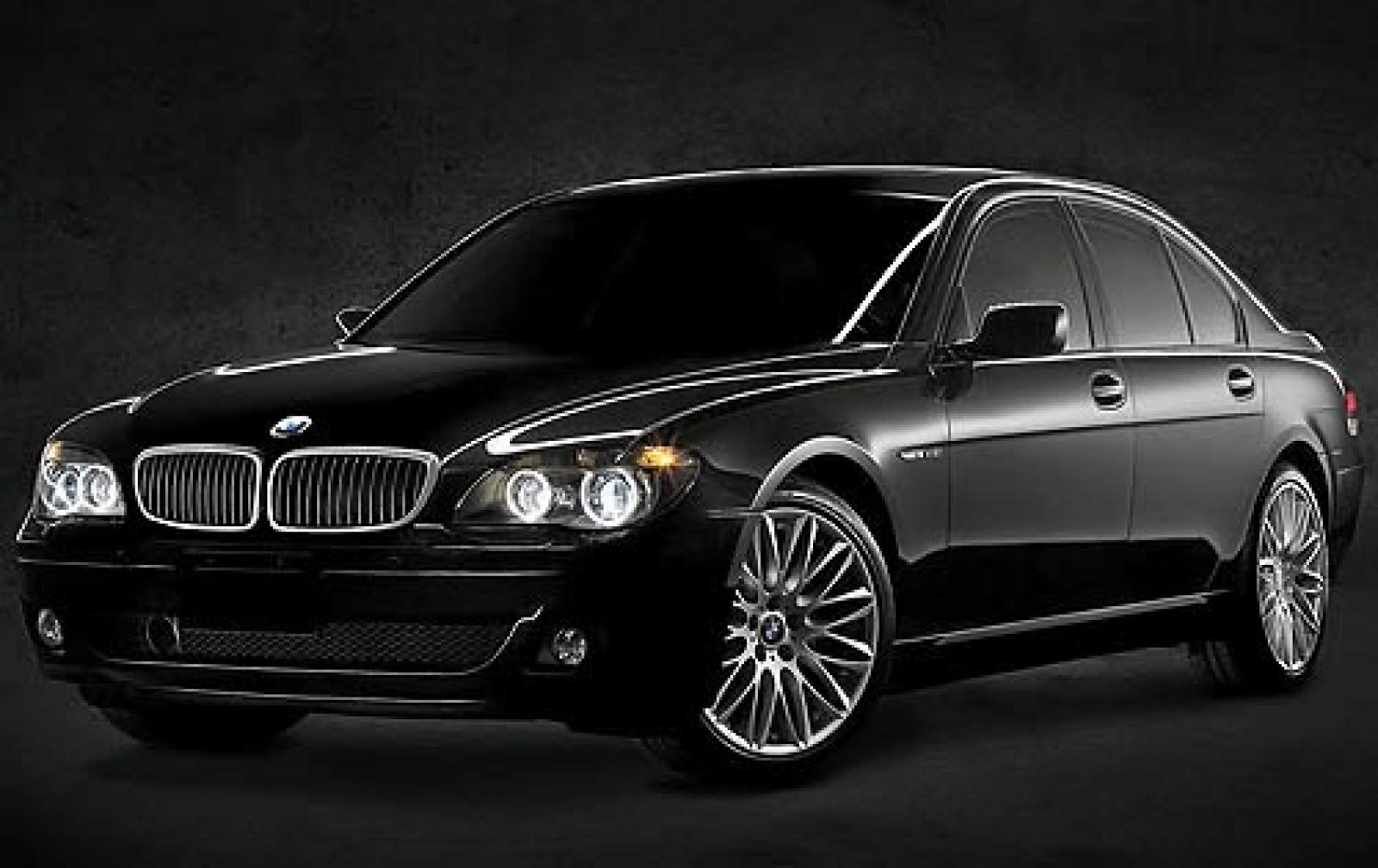 2008 bmw 7 series information and photos zombiedrive. Black Bedroom Furniture Sets. Home Design Ideas