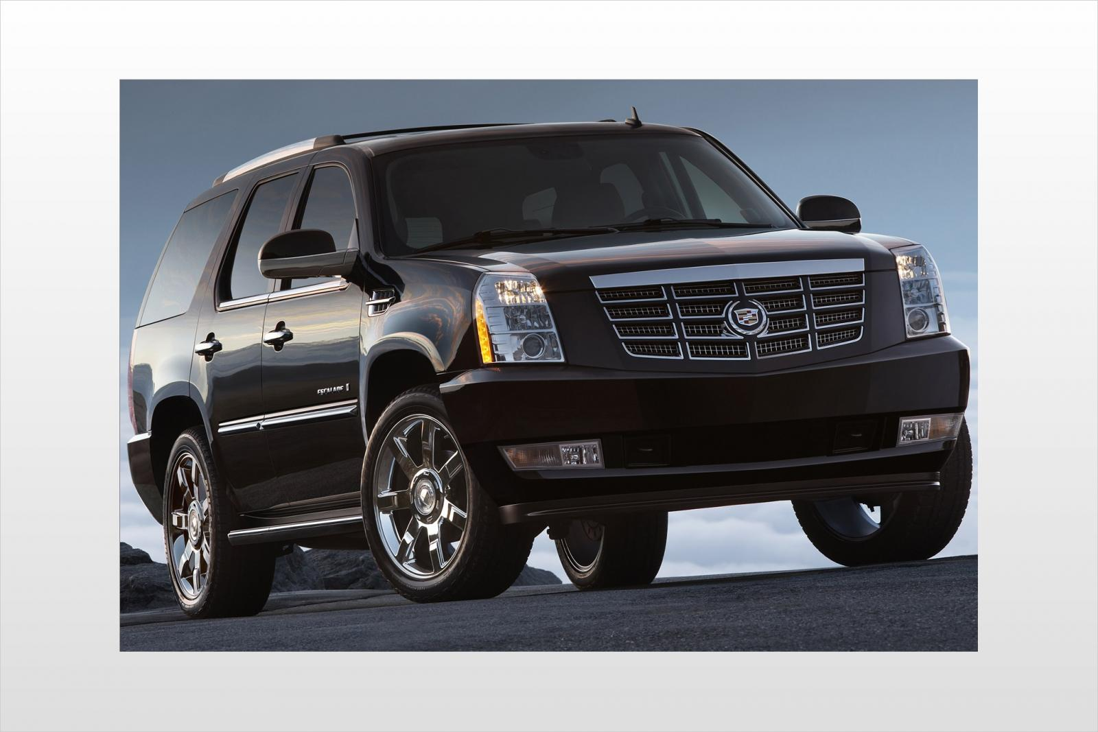 2008 cadillac escalade information and photos zombiedrive. Black Bedroom Furniture Sets. Home Design Ideas