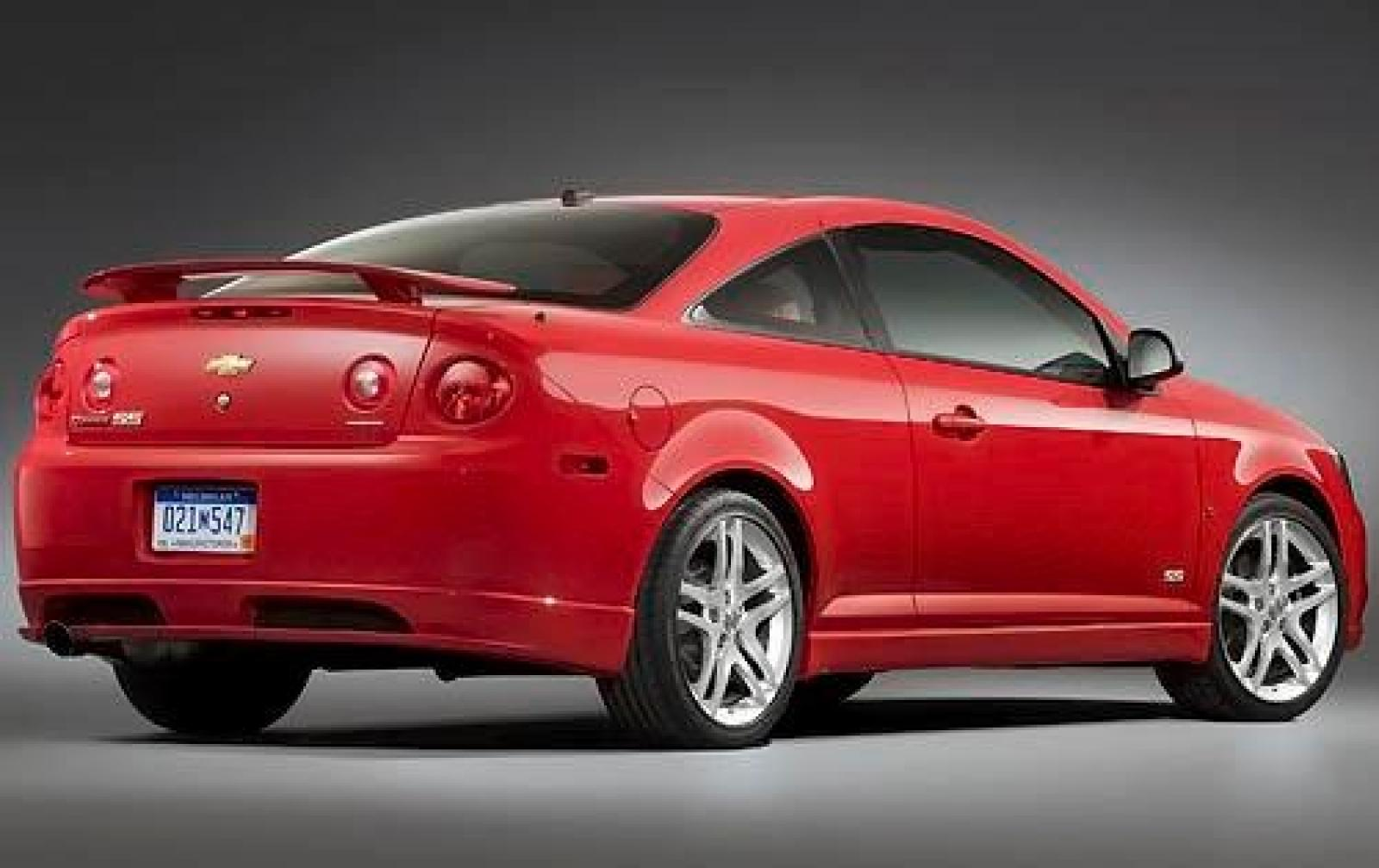 2009 chevrolet cobalt information and photos zombiedrive. Black Bedroom Furniture Sets. Home Design Ideas