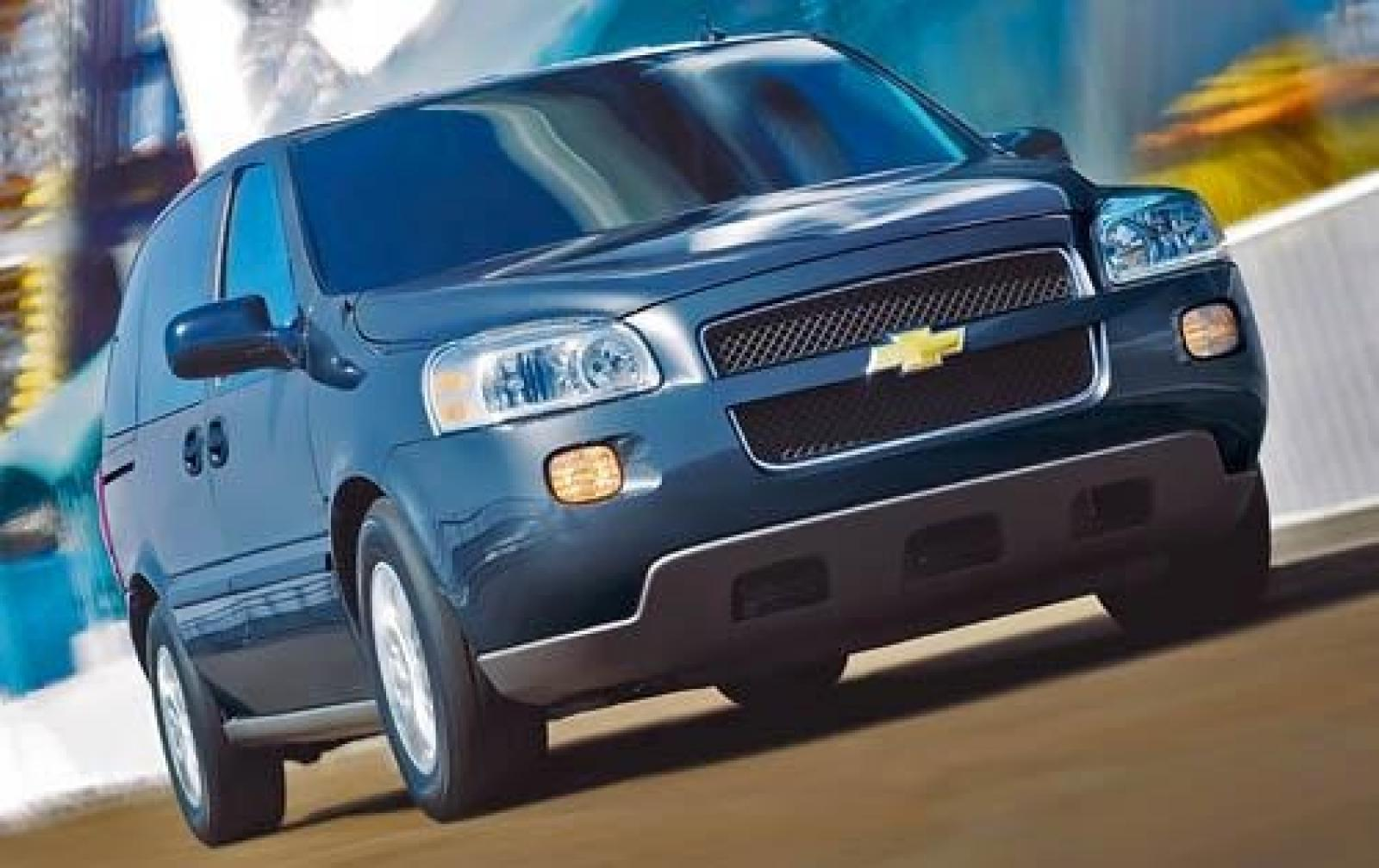 2008 chevrolet uplander information and photos zombiedrive 800 1024 1280 1600 origin 2008 chevrolet uplander publicscrutiny Choice Image