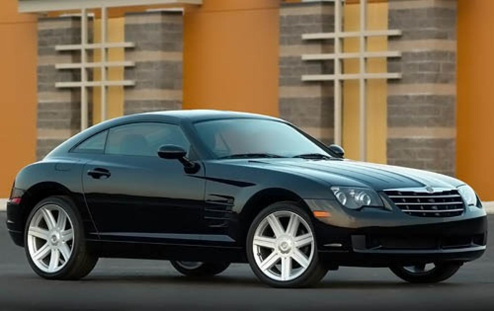 Chrysler crossfire reviews research new used models - 800 1024 1280 1600 Origin 2008 Chrysler Crossfire