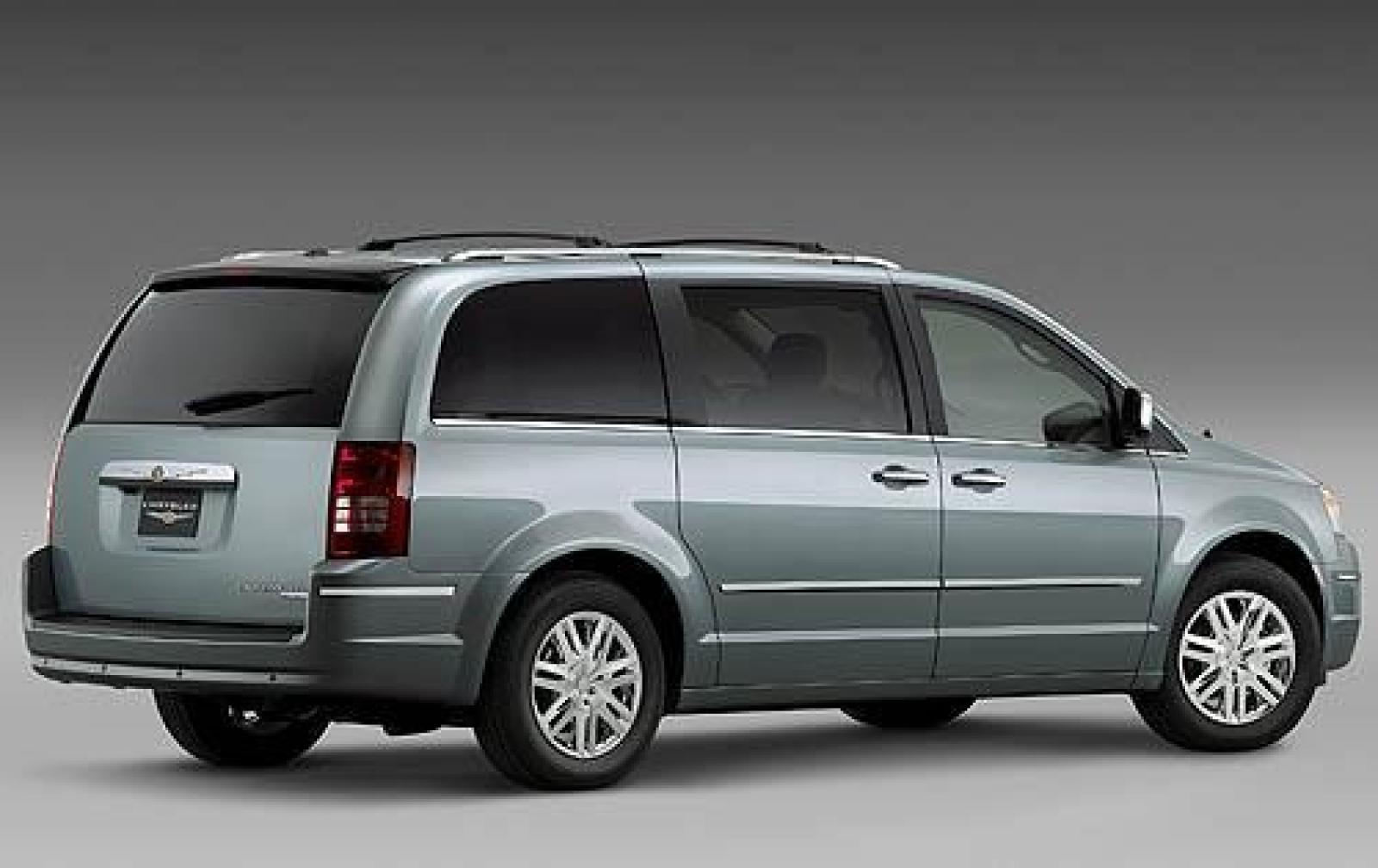 2009 chrysler town and country information and photos zombiedrive. Cars Review. Best American Auto & Cars Review