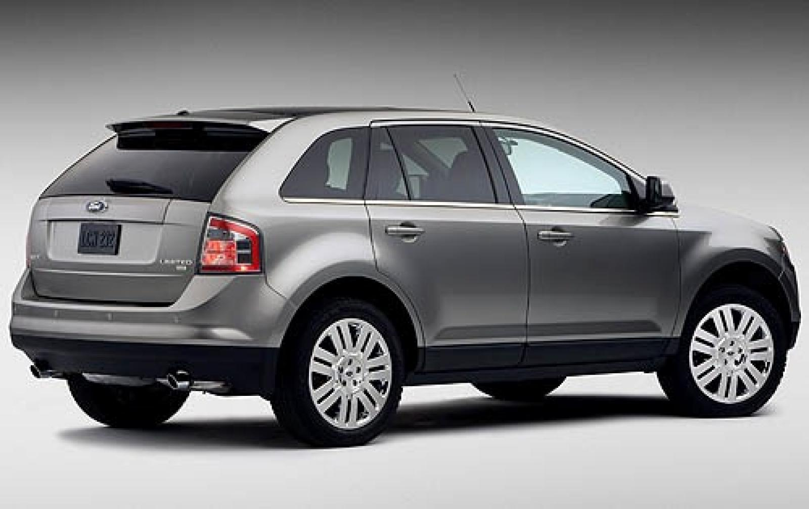 2008 ford edge information and photos zombiedrive. Black Bedroom Furniture Sets. Home Design Ideas