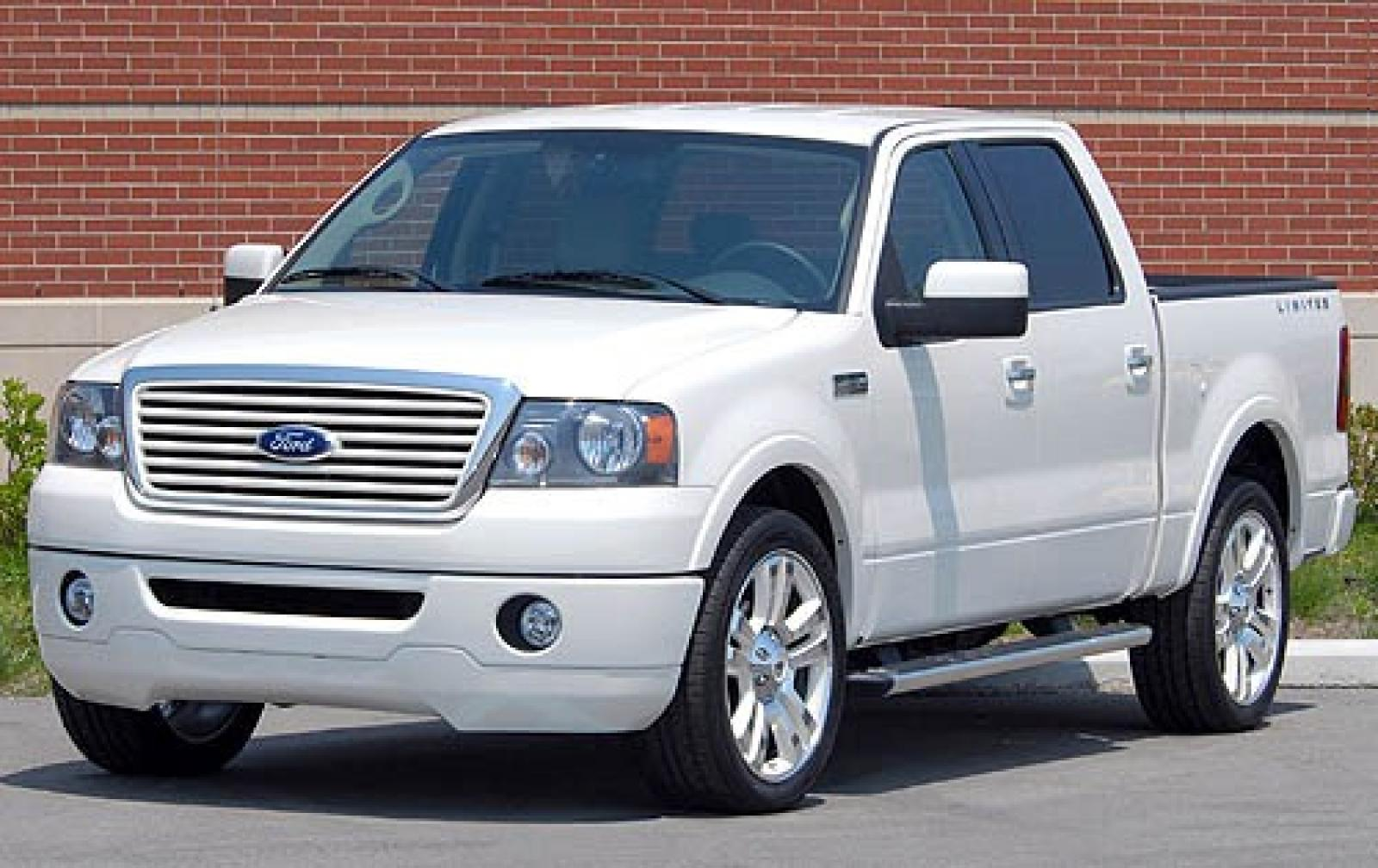 2008 ford f-150 lariat 4wd 5.4