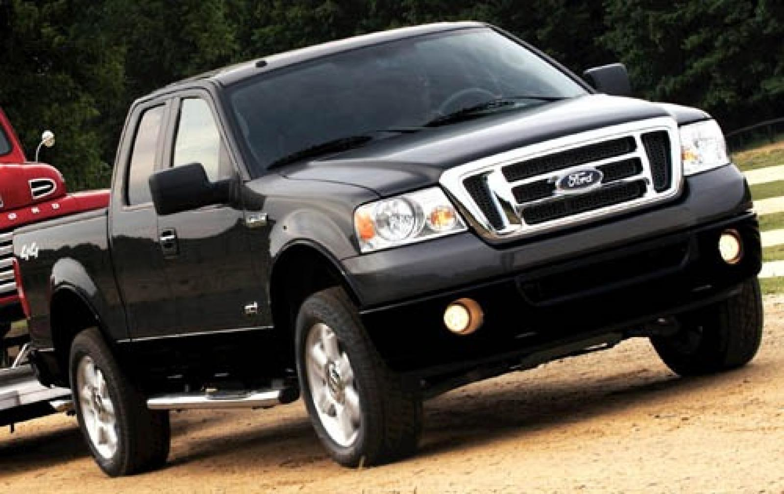 2008 Ford F150 Extended Cab >> 2008 Ford F-150 - Information and photos - ZombieDrive
