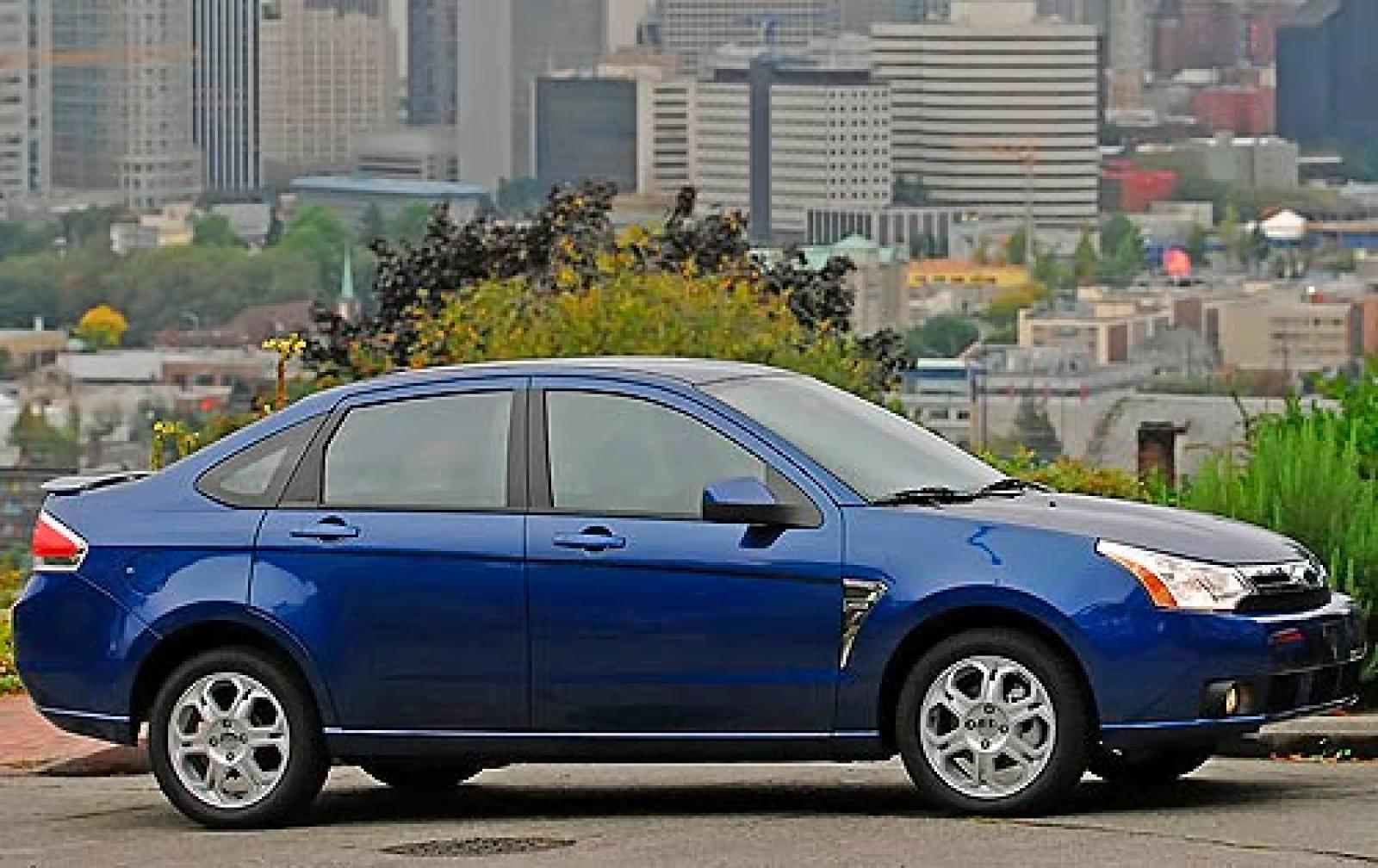 2008 ford focus information and photos zombiedrive. Black Bedroom Furniture Sets. Home Design Ideas