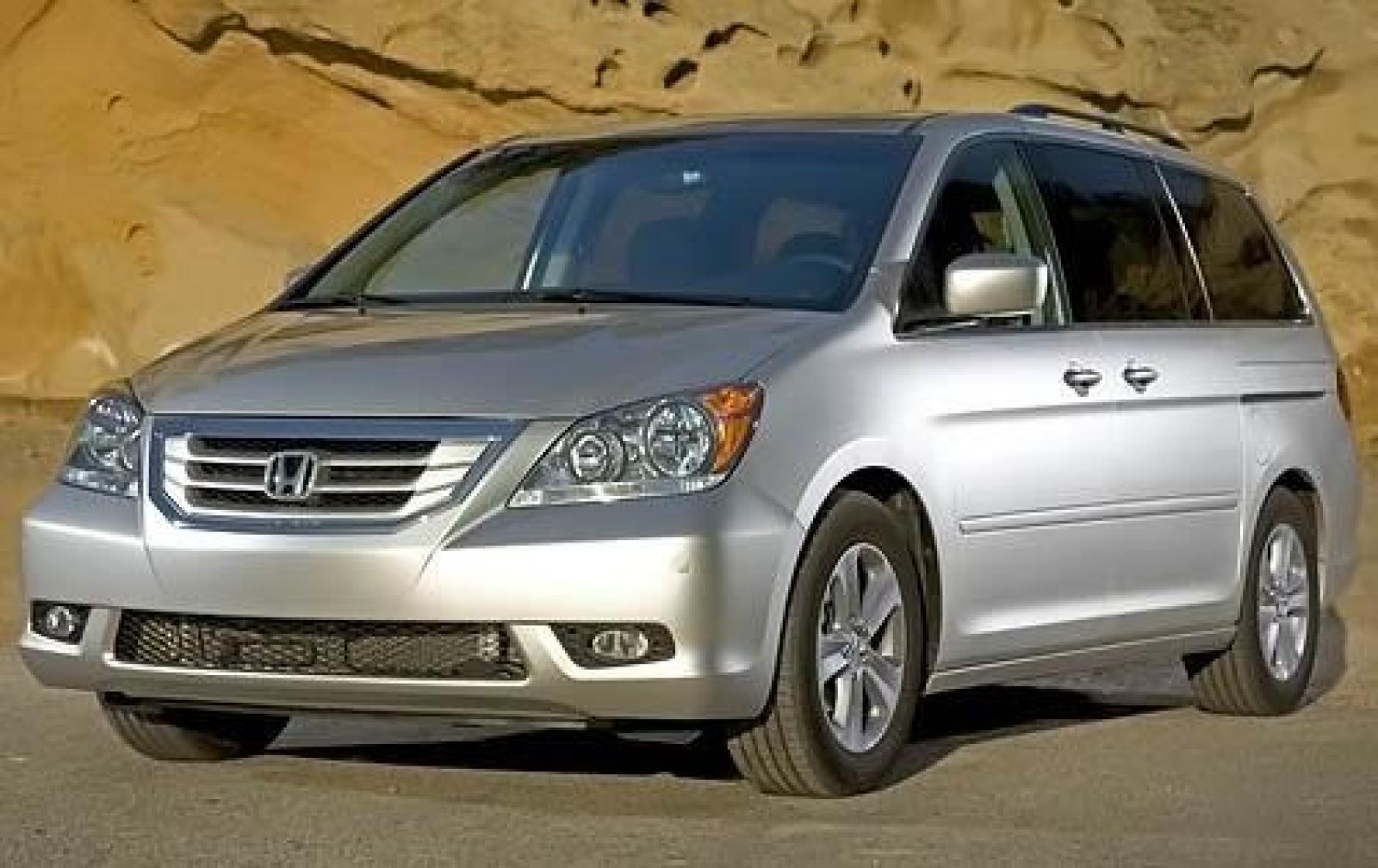 2010 Honda Odyssey  Information and photos  ZombieDrive