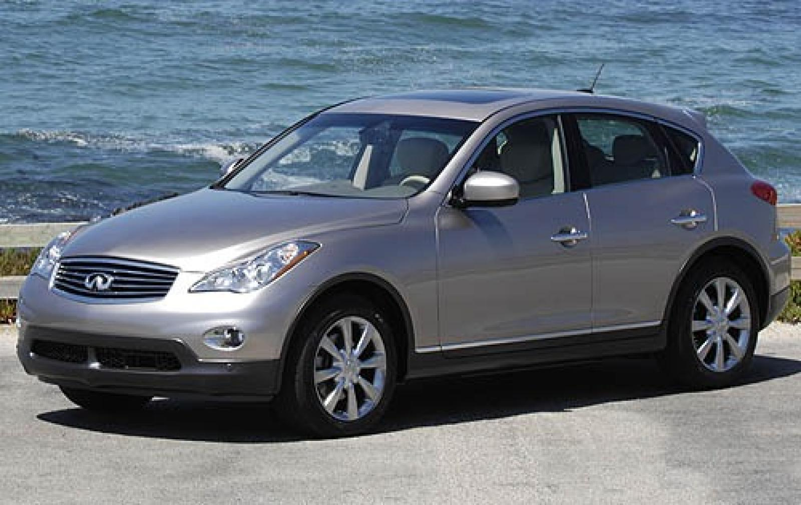 2008 Infiniti Ex35 Information And Photos Zombiedrive Remote For Q45 Starter Gallery