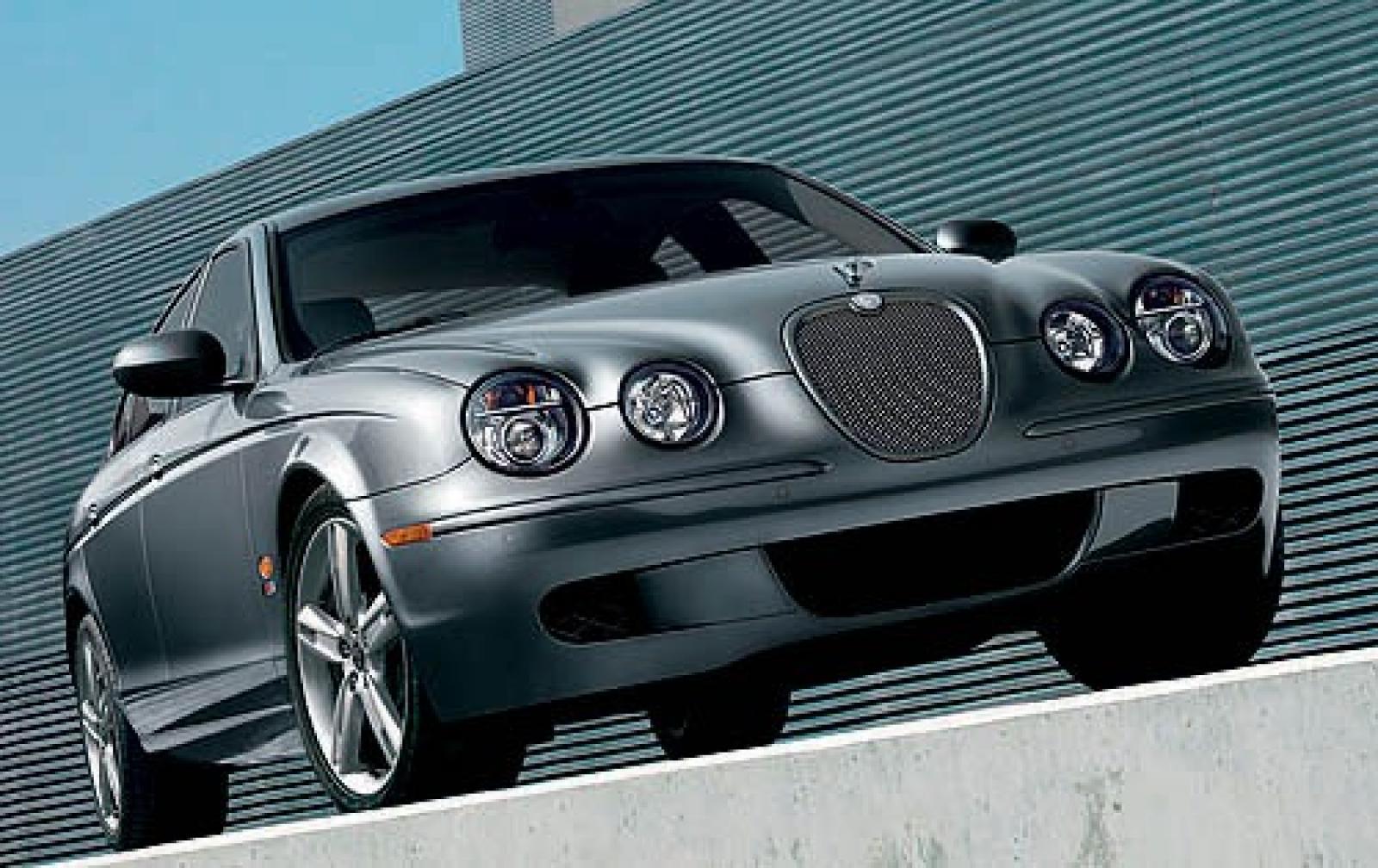 2008 jaguar s type information and photos zombiedrive. Black Bedroom Furniture Sets. Home Design Ideas