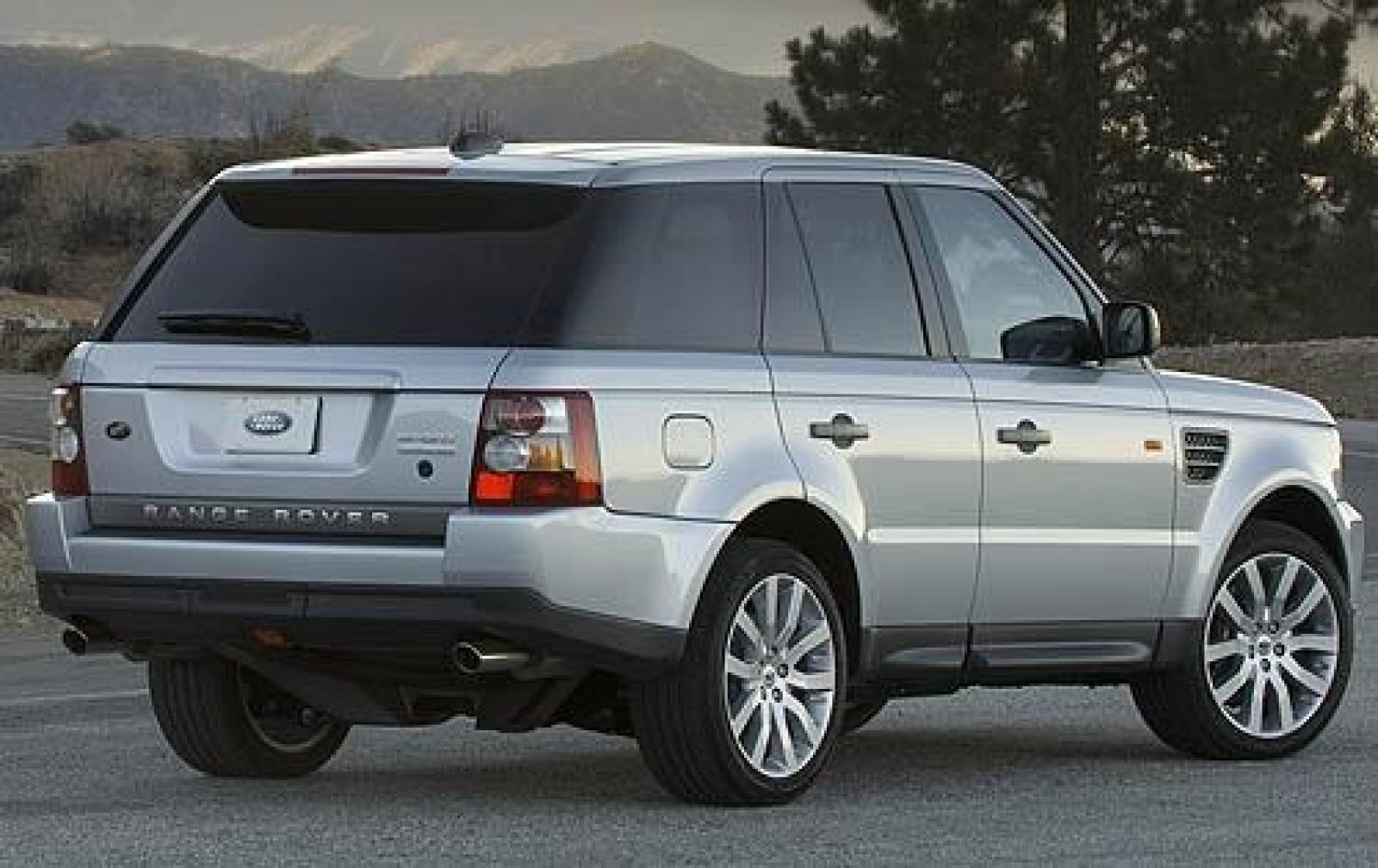 2008 land rover range rover sport information and photos zombiedrive. Black Bedroom Furniture Sets. Home Design Ideas