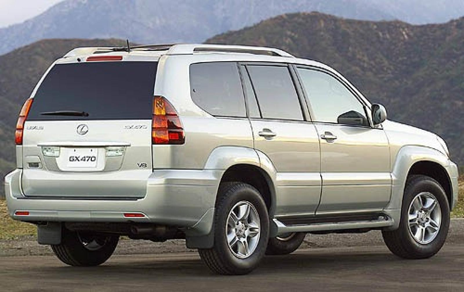 2009 Lexus Gx 470 Information And Photos Zombiedrive