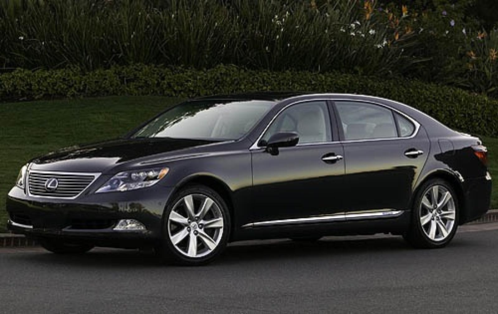 2009 lexus ls 600h l information and photos zombiedrive. Black Bedroom Furniture Sets. Home Design Ideas
