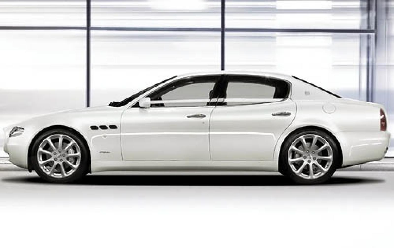 2008 maserati quattroporte information and photos zombiedrive. Black Bedroom Furniture Sets. Home Design Ideas