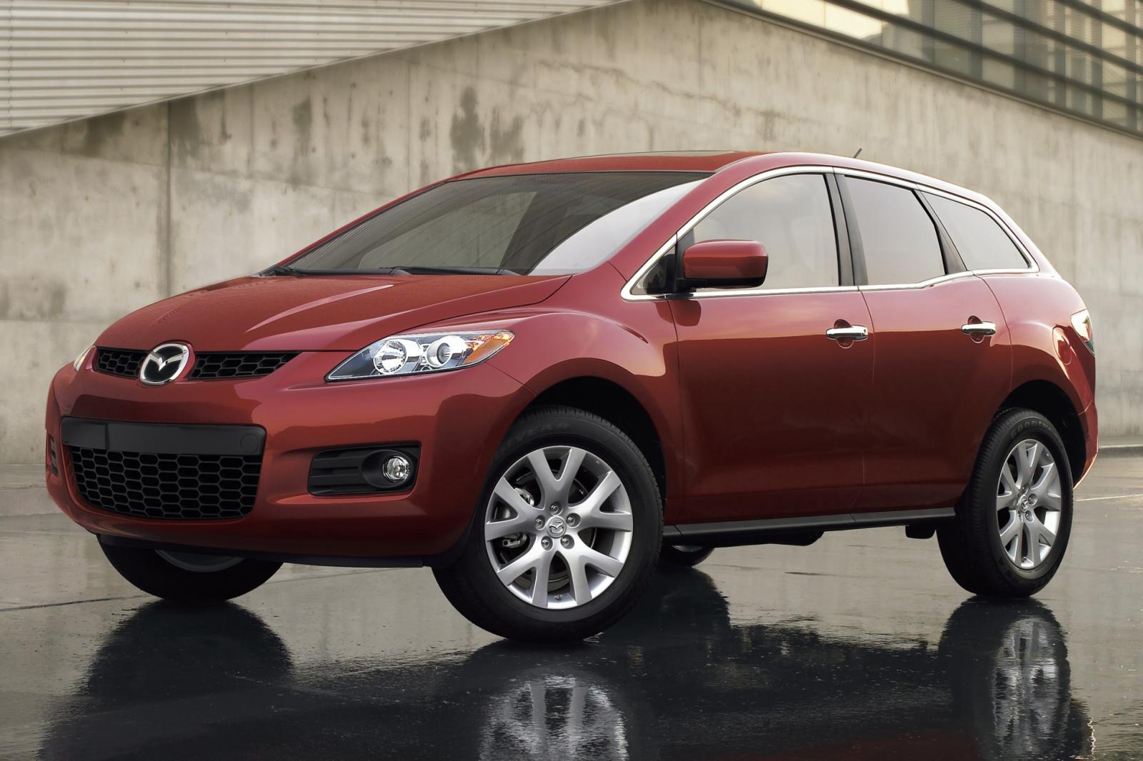 2008 mazda cx 7 information and photos zombiedrive. Black Bedroom Furniture Sets. Home Design Ideas