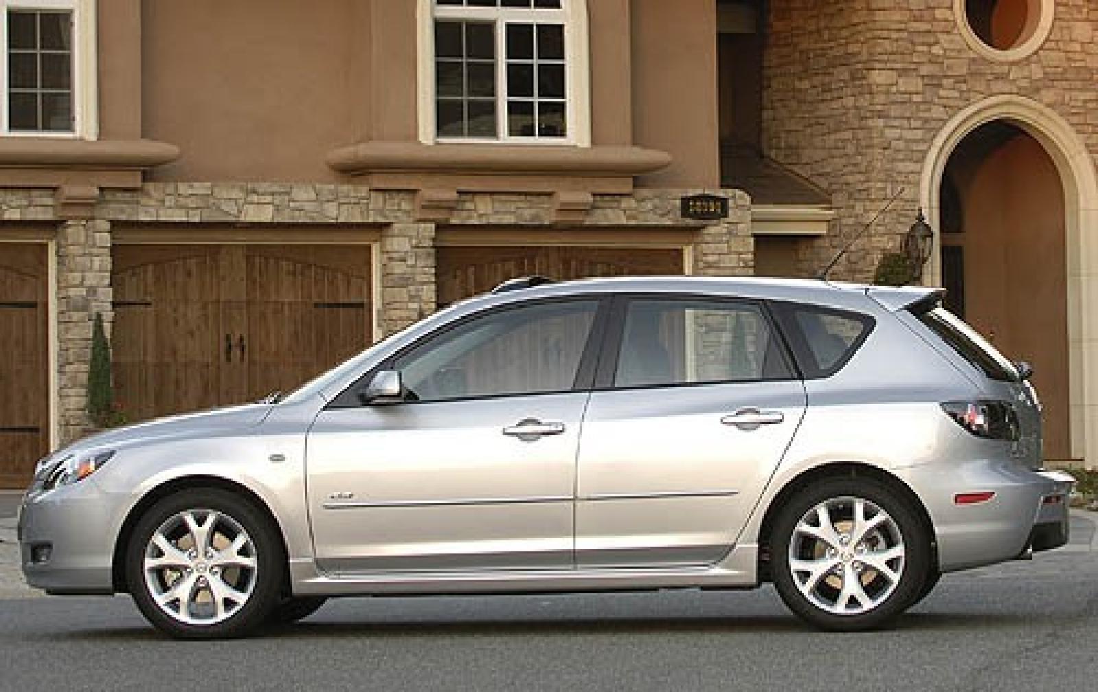 800 1024 1280 1600 Origin 2008 Mazda MAZDA3 ...