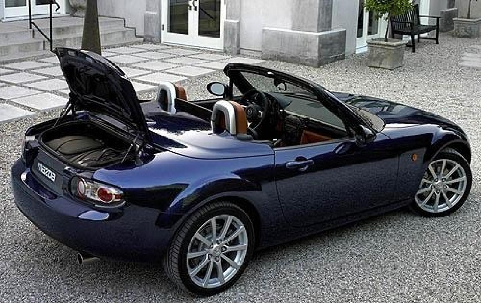 2008 mazda mx 5 miata information and photos zombiedrive. Black Bedroom Furniture Sets. Home Design Ideas