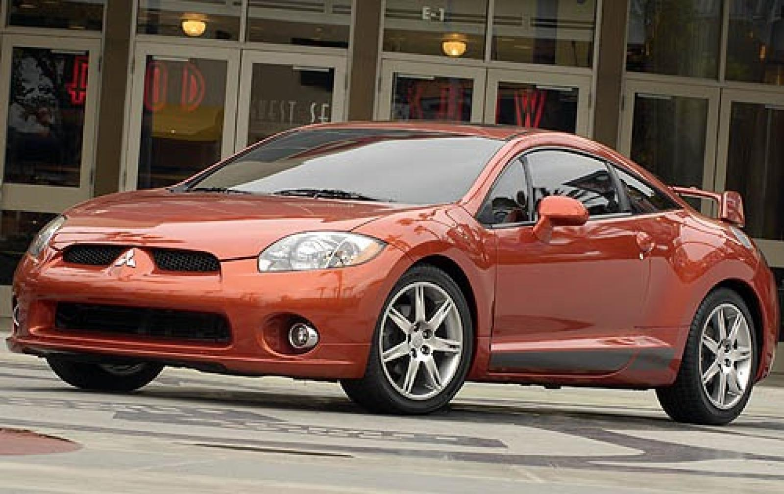 2008 mitsubishi eclipse information and photos zombiedrive. Black Bedroom Furniture Sets. Home Design Ideas
