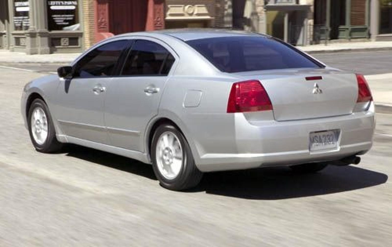 2008 mitsubishi galant information and photos zombiedrive. Black Bedroom Furniture Sets. Home Design Ideas
