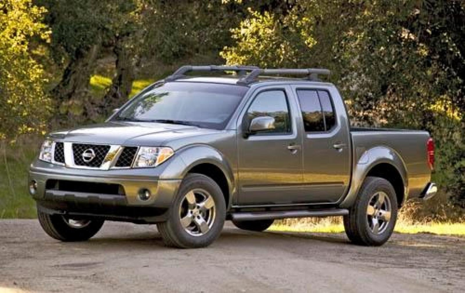 2008 nissan frontier information and photos zombiedrive nissan gallery vanachro Image collections