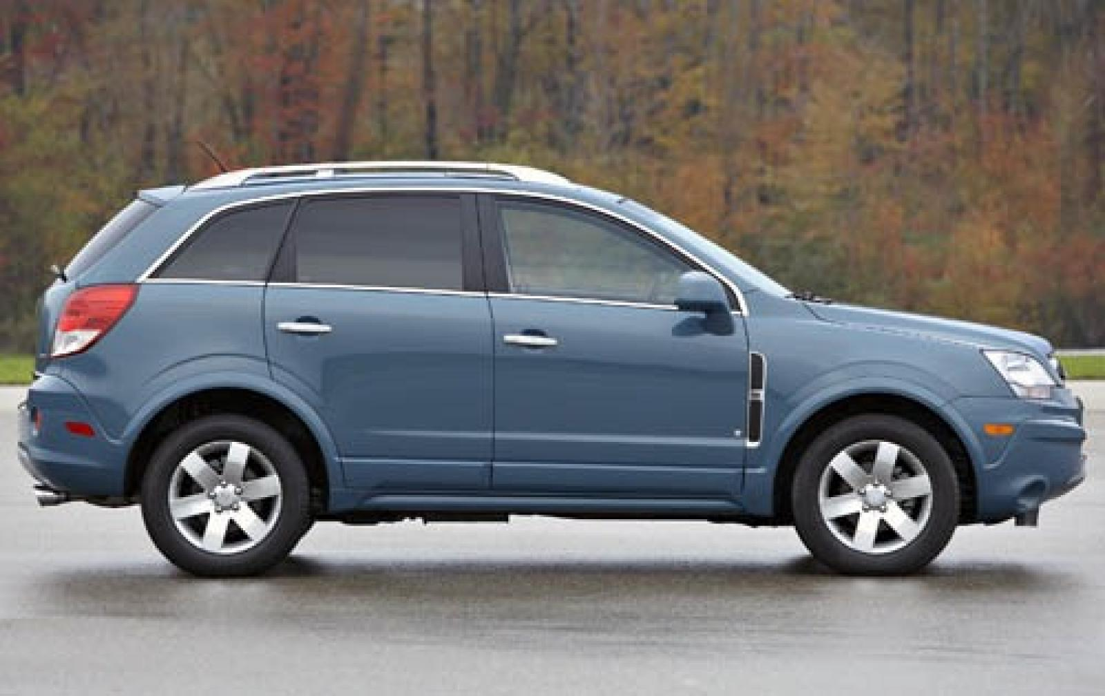 2008 Saturn Vue - Information And Photos