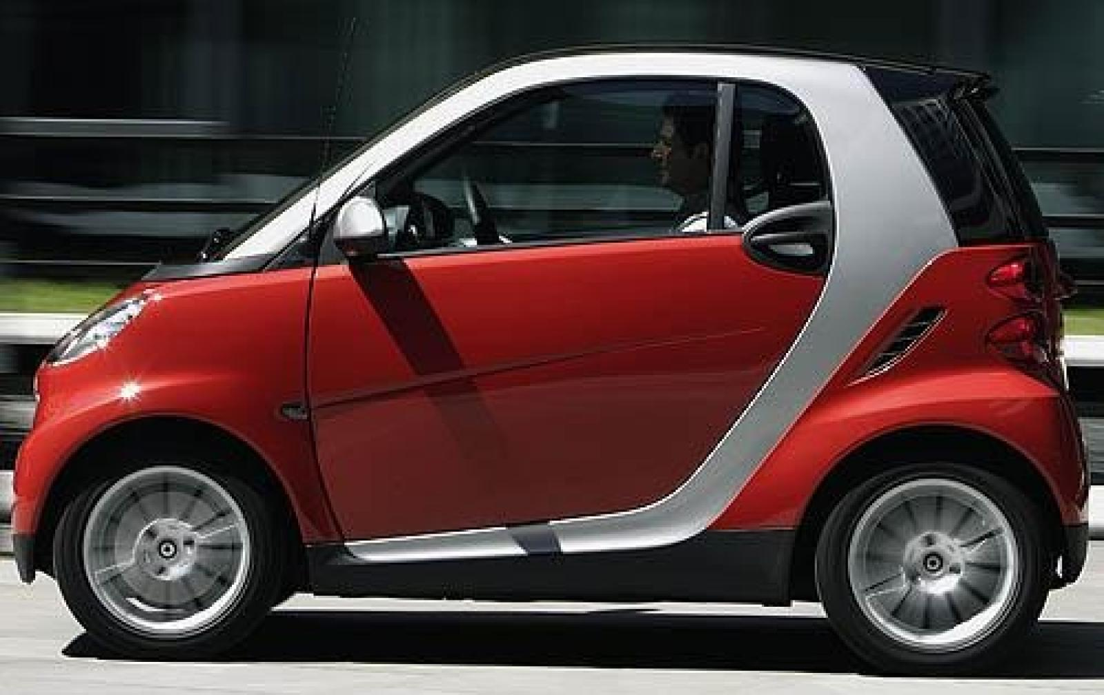 2008 smart fortwo information and photos zombiedrive. Black Bedroom Furniture Sets. Home Design Ideas