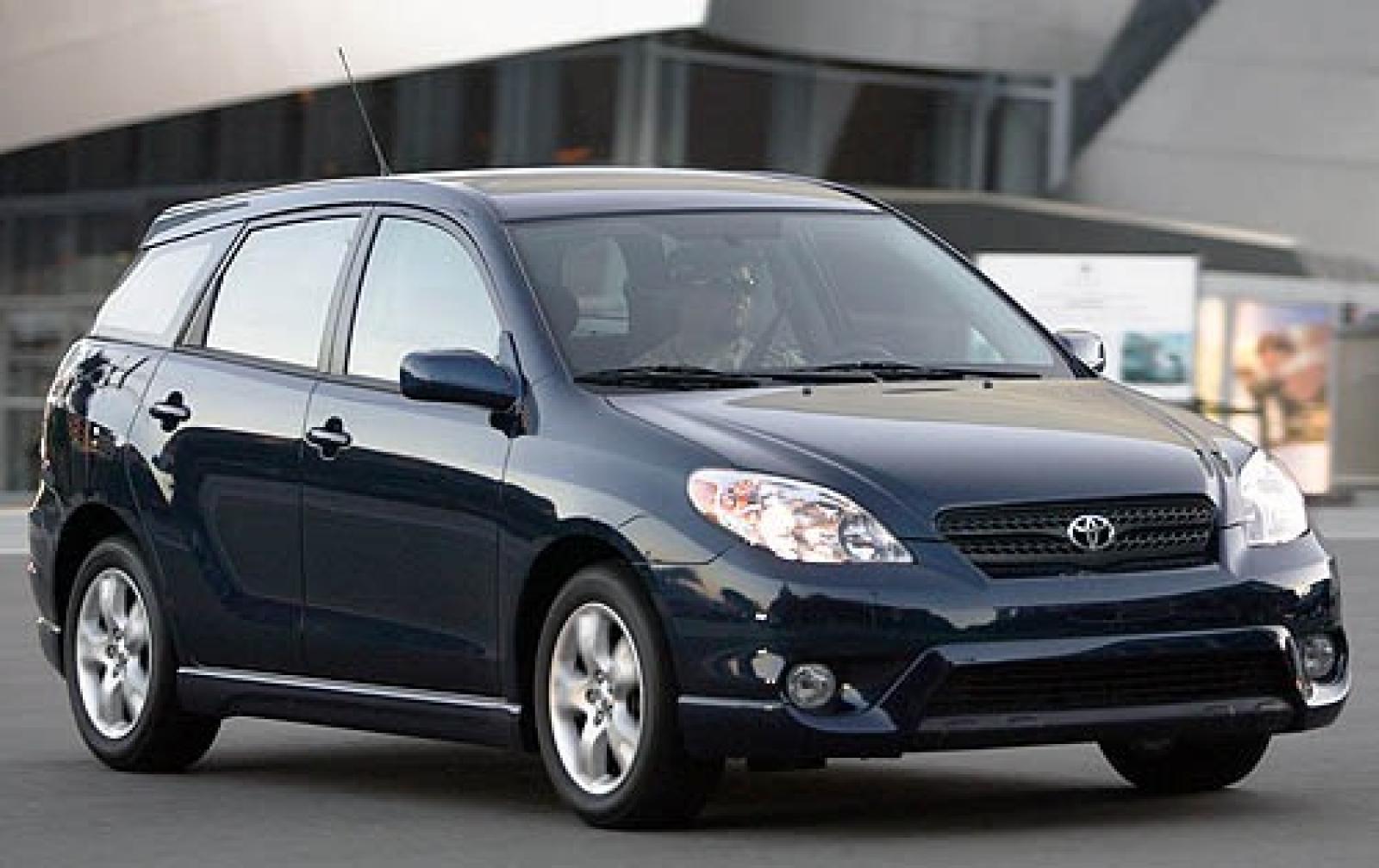 2008 Toyota Matrix Information And Photos Zombiedrive