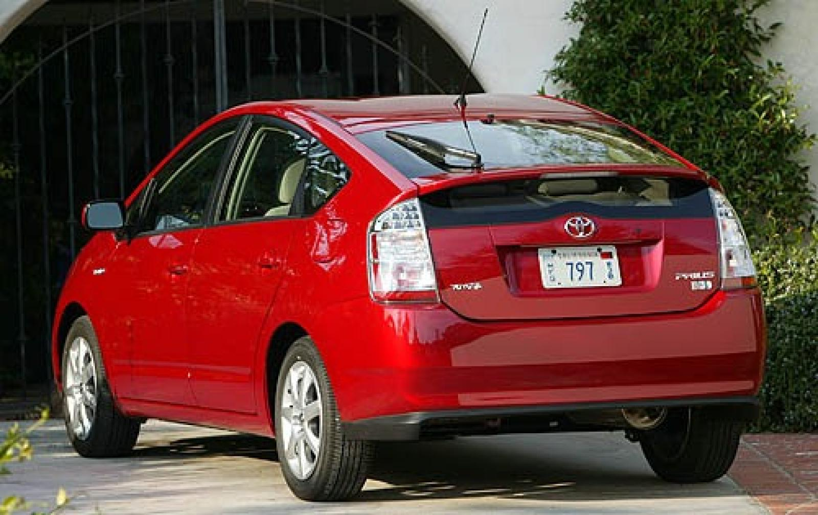2008 toyota prius information and photos zombiedrive. Black Bedroom Furniture Sets. Home Design Ideas