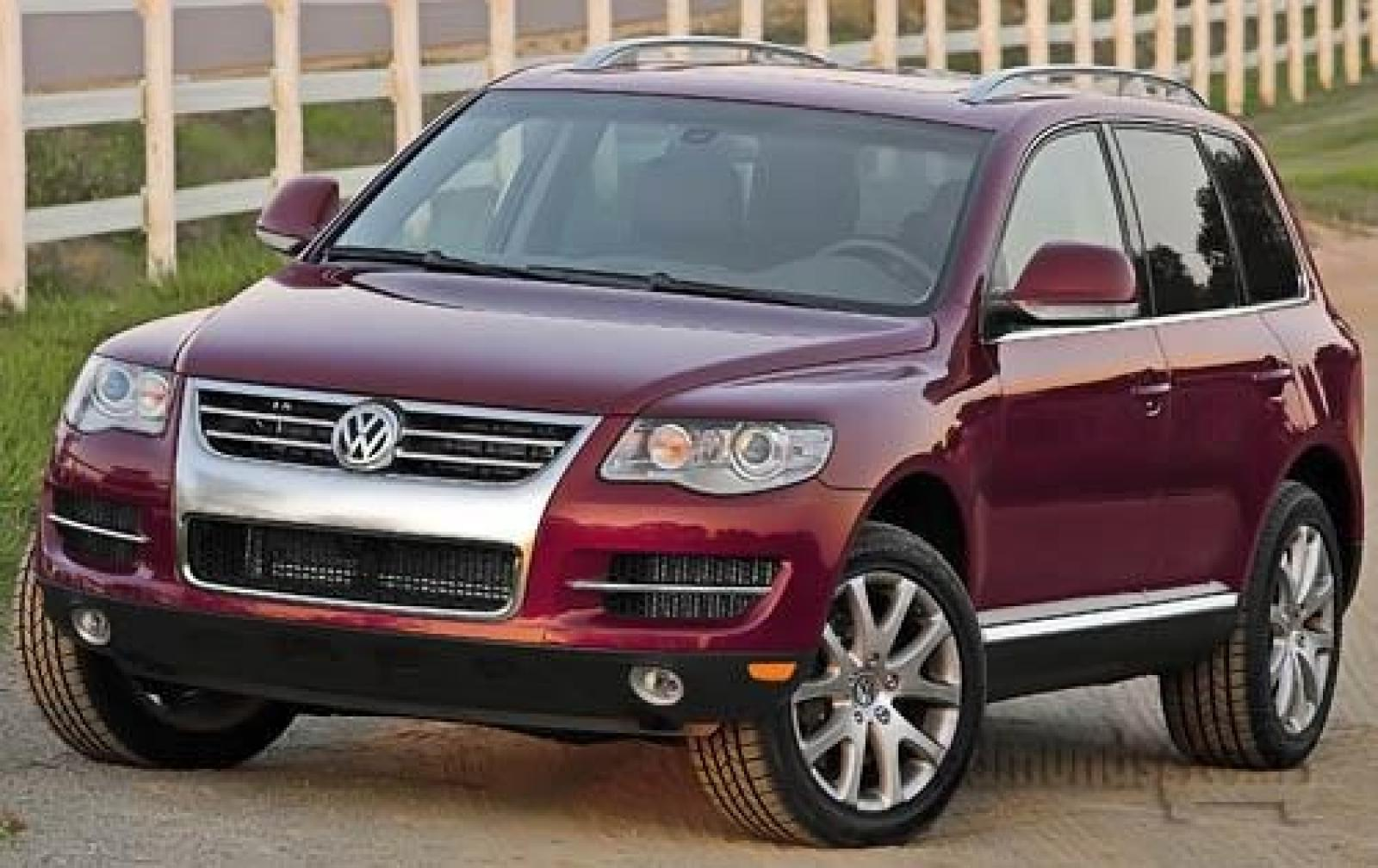 2008 volkswagen touareg 2 information and photos zombiedrive. Black Bedroom Furniture Sets. Home Design Ideas