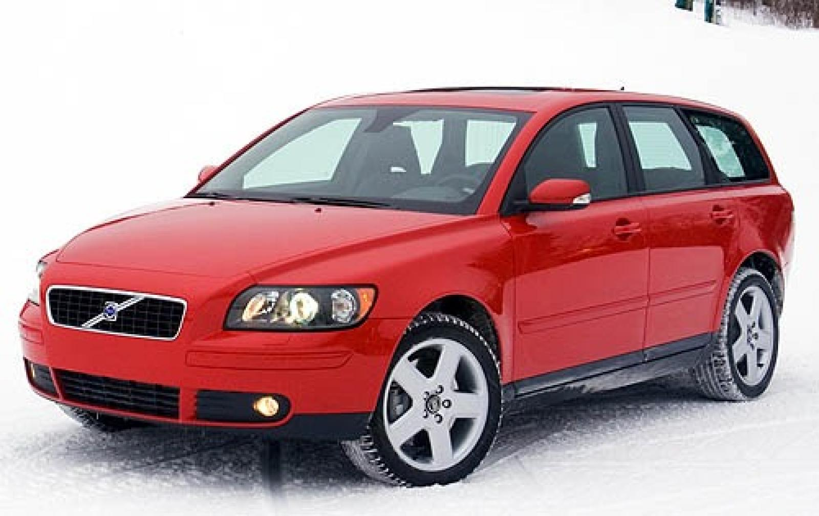 2008 Volvo V50 - Information and photos - ZombieDrive